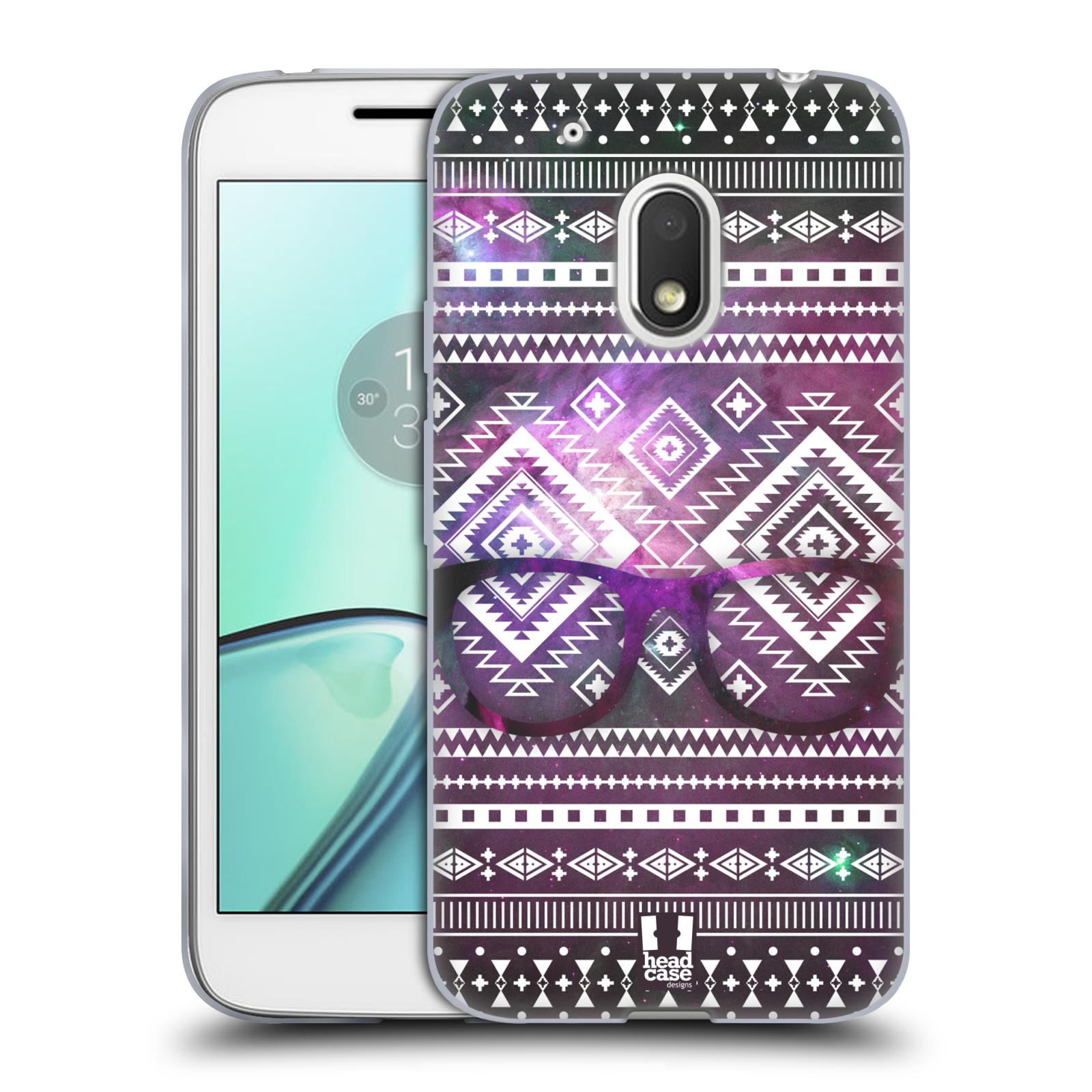 Silikonové pouzdro na mobil Lenovo Moto G4 Play - Head Case - NEBULA BRÝLE (Silikonový kryt či obal na mobilní telefon (Motorola) Moto G4 Play)
