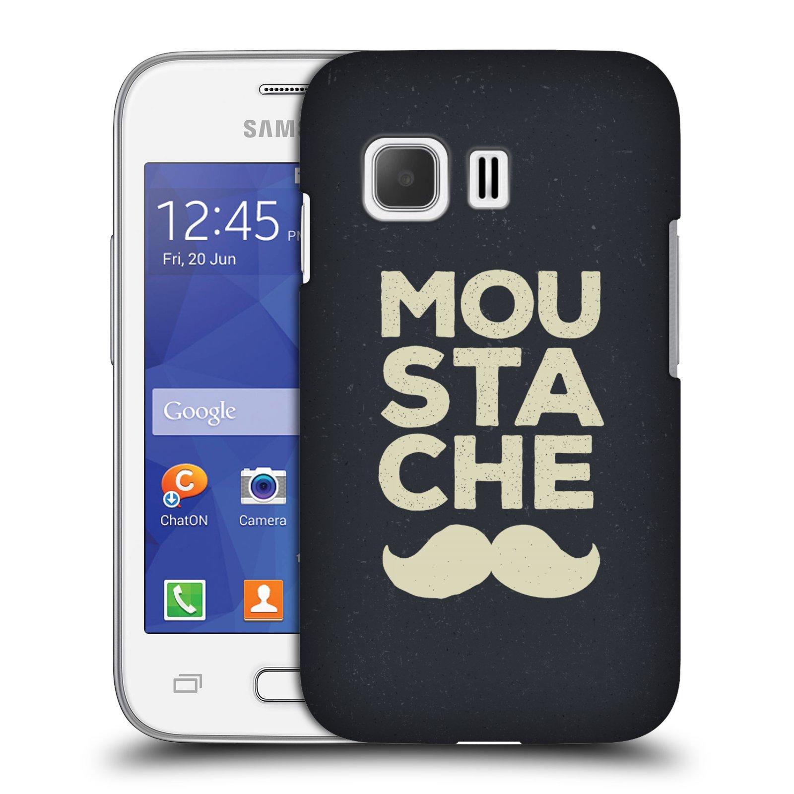 Plastové pouzdro na mobil Samsung Galaxy Young 2 HEAD CASE KNÍR MOU STA CHE (Plastový kryt či obal na mobilní telefon Samsung Galaxy Young 2 SM-G130)