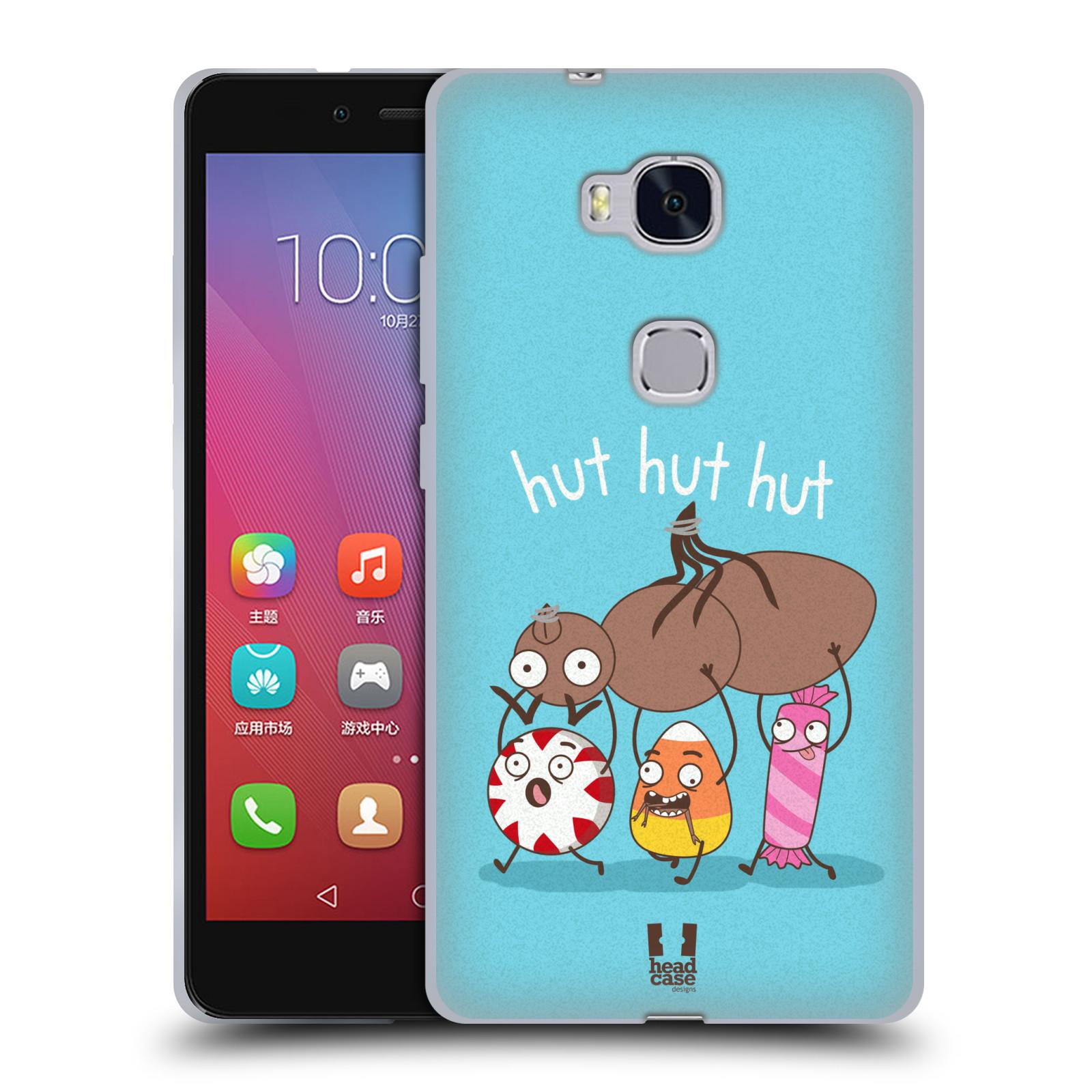 Silikonové pouzdro na mobil Honor 5X HEAD CASE DEN NARUBY MRAVENCI ad7fa9f4cd5
