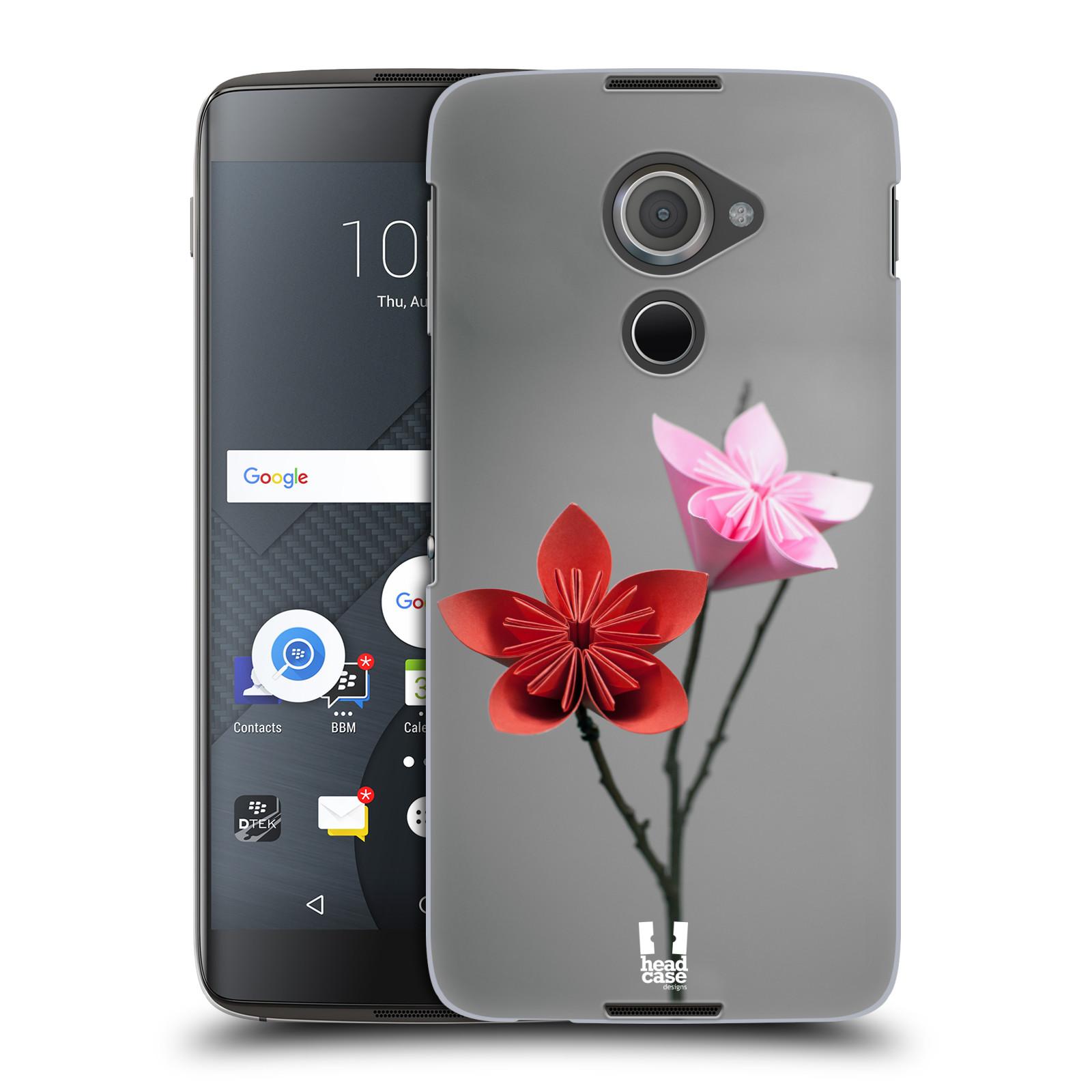 Plastové pouzdro na mobil Blackberry DTEK60 (Argon) - Head Case KUSUDAMA (Plastový kryt či obal na mobilní telefon Blackberry DTEK60 (Argon))