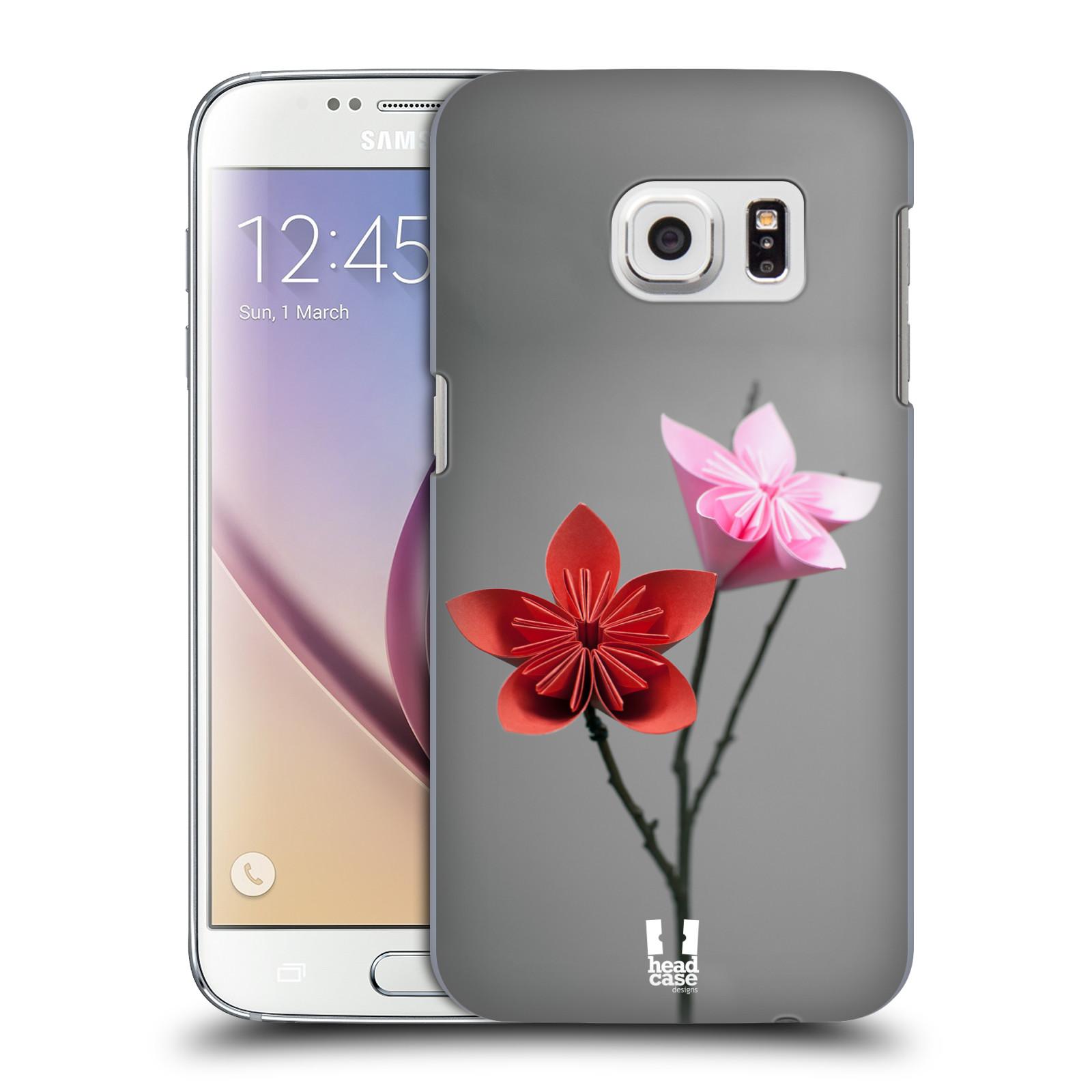 Plastové pouzdro na mobil Samsung Galaxy S7 HEAD CASE KUSUDAMA (Kryt či obal na mobilní telefon Samsung Galaxy S7 SM-G930F)