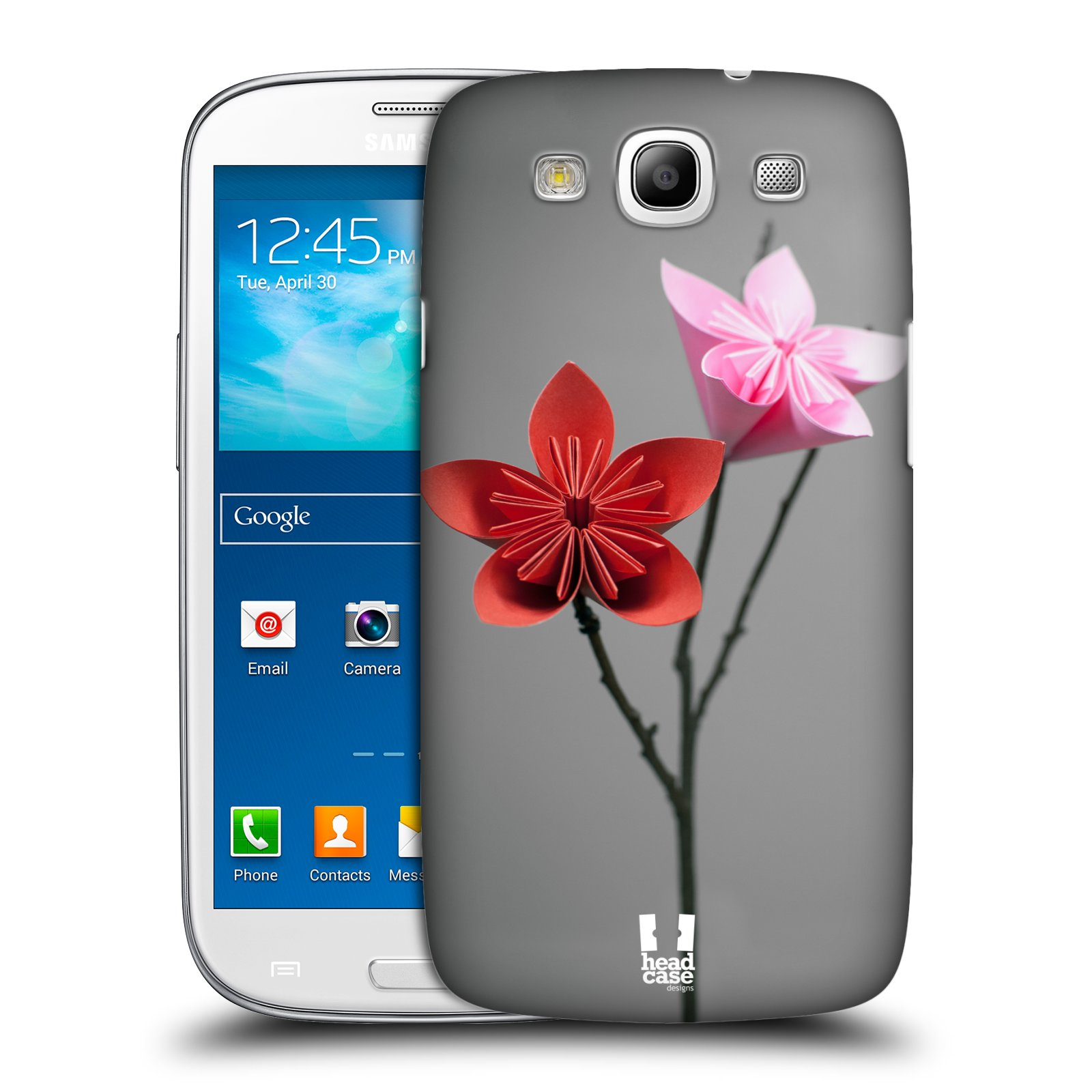 Plastové pouzdro na mobil Samsung Galaxy S3 Neo HEAD CASE KUSUDAMA