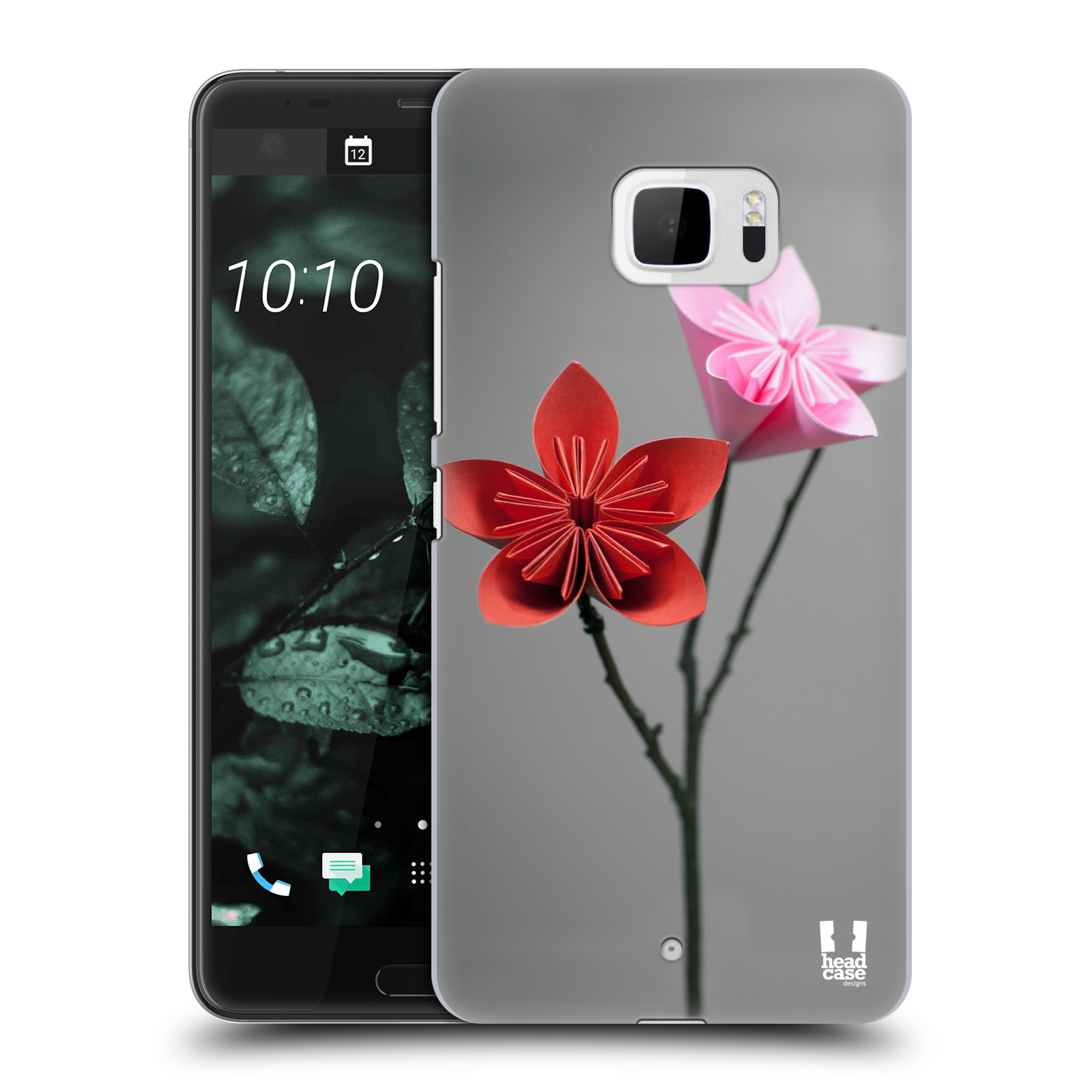 Plastové pouzdro na mobil HTC U Ultra Head Case - KUSUDAMA (Plastový kryt či obal na mobilní telefon HTC U Ultra (99HALT015-00))