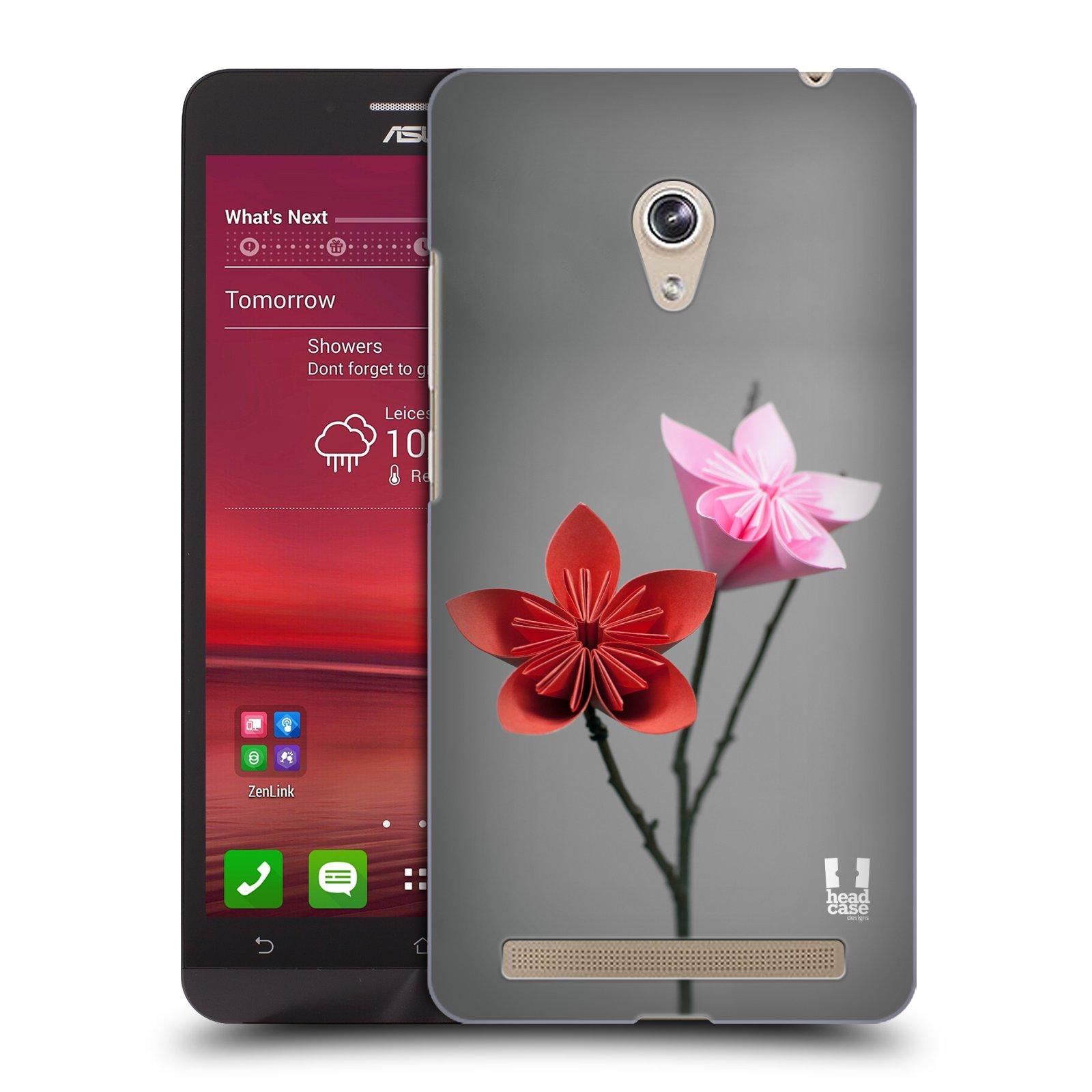 Plastové pouzdro na mobil Asus Zenfone 6 HEAD CASE KUSUDAMA (Kryt či obal na mobilní telefon Asus Zenfone 6 A600CG / A601CG)