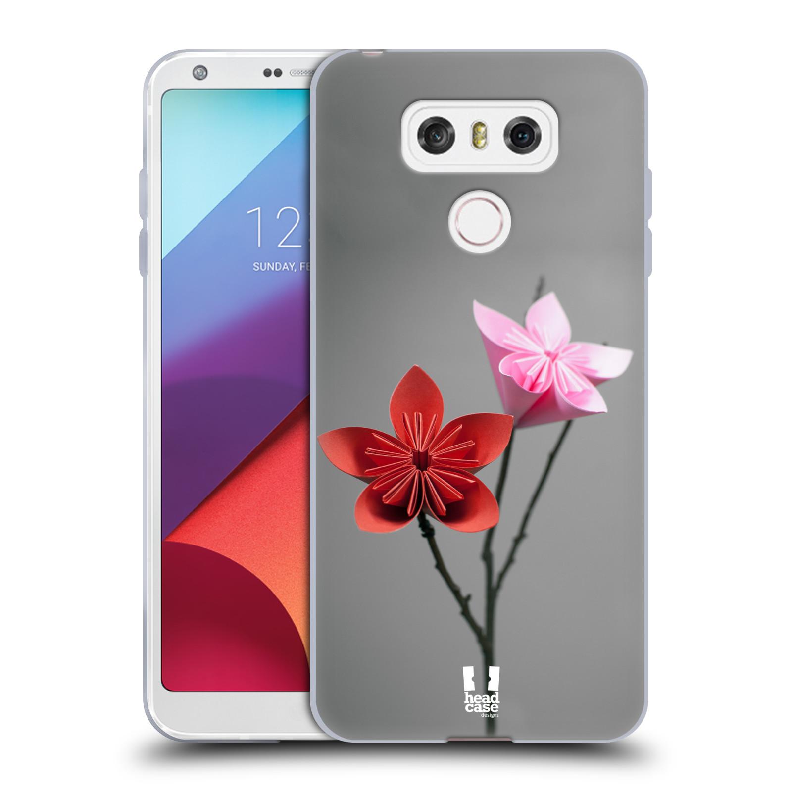Silikonové pouzdro na mobil LG G6 - Head Case KUSUDAMA (Silikonový kryt či obal na mobilní telefon LG G6 H870 / LG G6 Dual SIM H870DS)