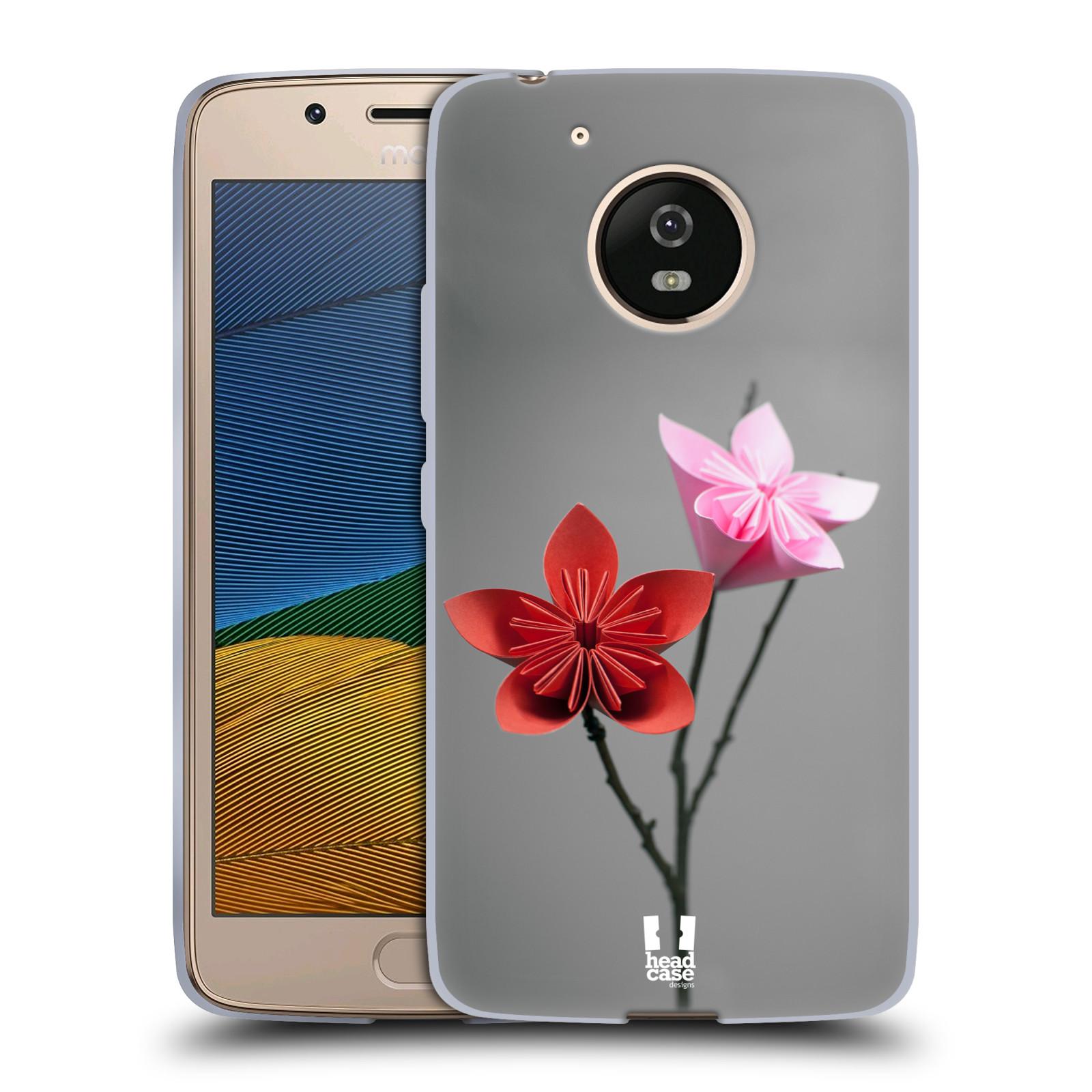 Silikonové pouzdro na mobil Lenovo Moto G5 - Head Case KUSUDAMA (Silikonový kryt či obal na mobilní telefon Lenovo Moto G5)