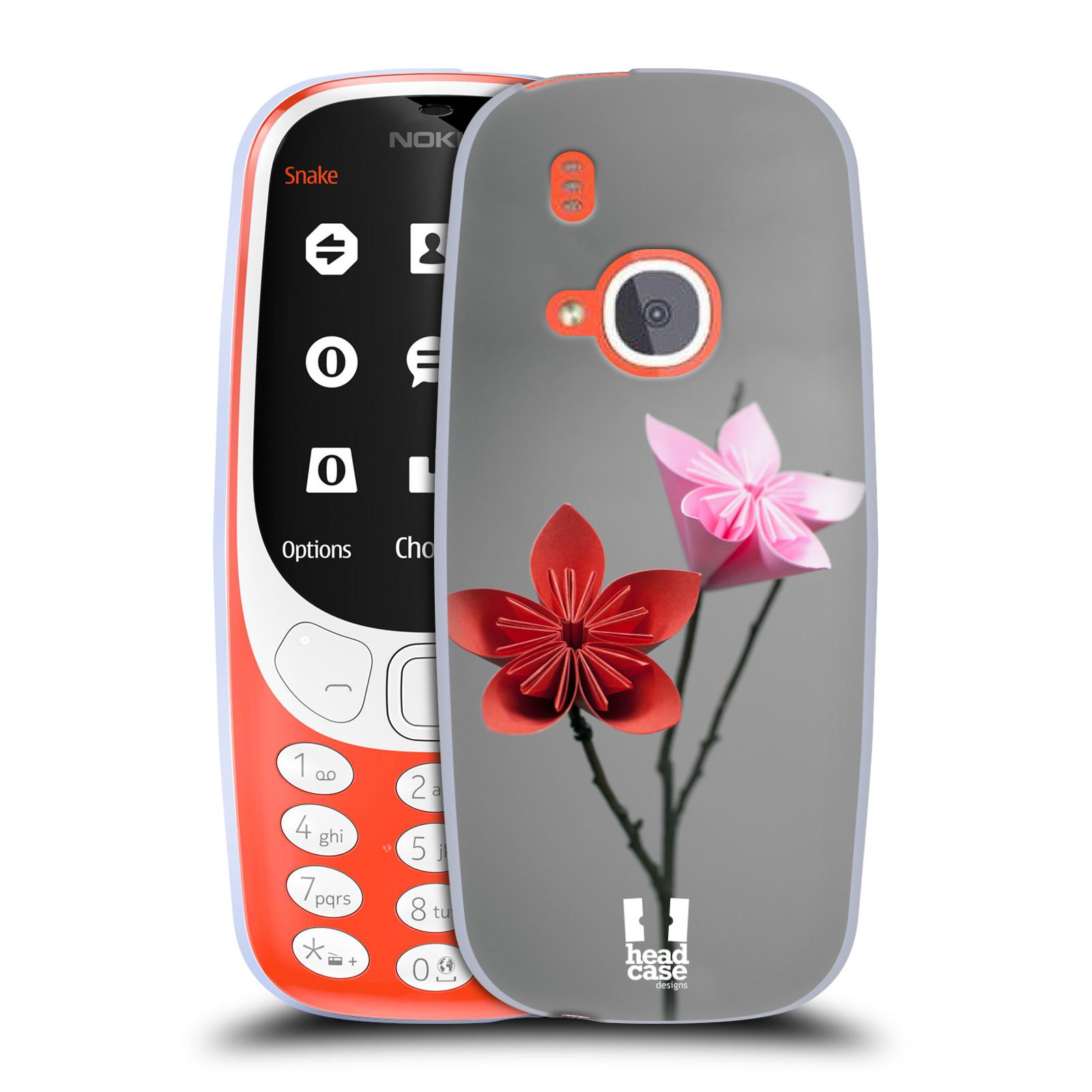 Silikonové pouzdro na mobil Nokia 3310 - Head Case - KUSUDAMA (Silikonový kryt či obal na mobilní telefon Nokia 3310 (2017) s motivem KUSUDAMA)