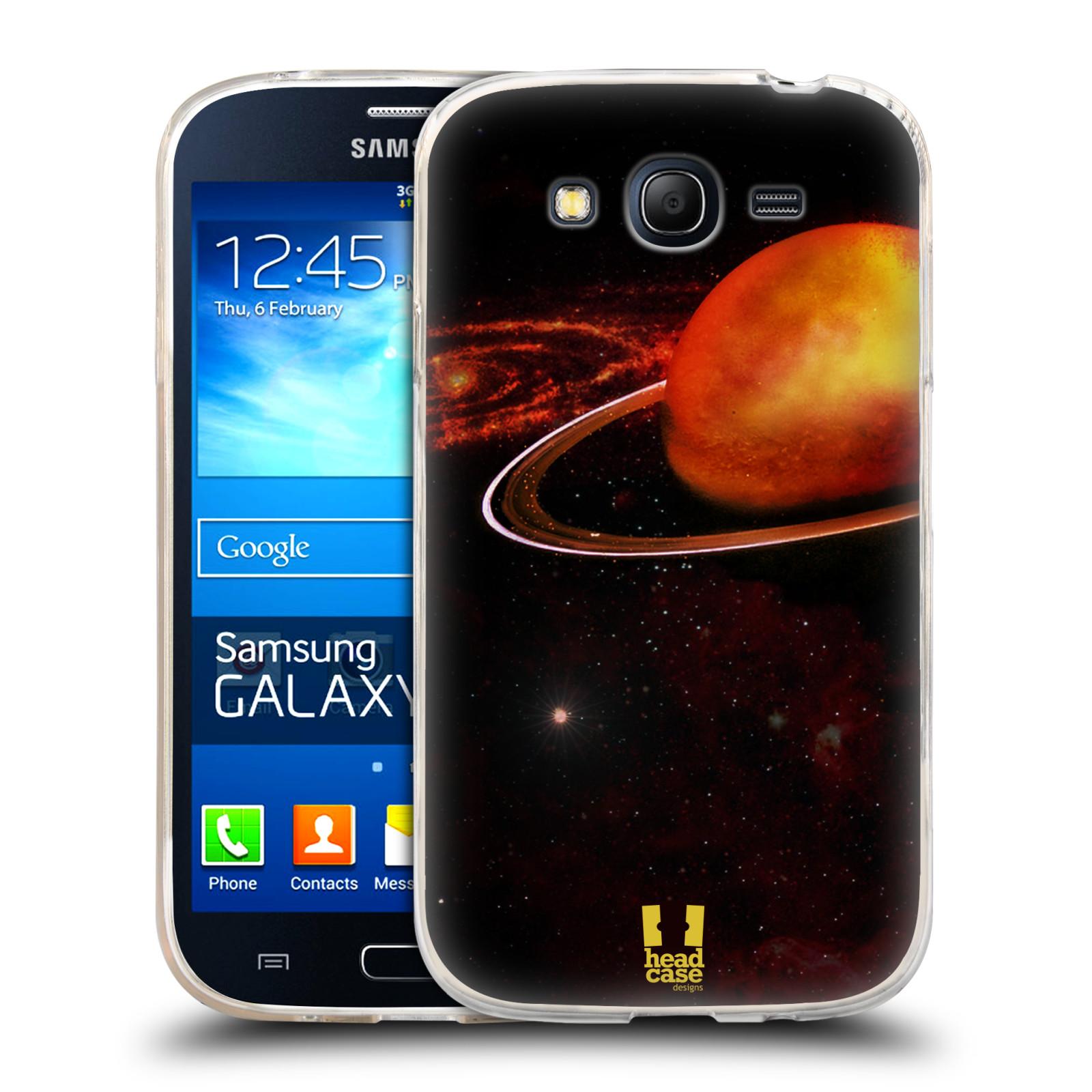 Silikonové pouzdro na mobil Samsung Galaxy Grand Neo Plus HEAD CASE URAN (Silikonový kryt či obal na mobilní telefon Samsung Galaxy Grand Neo Plus Duos GT-I9060i)