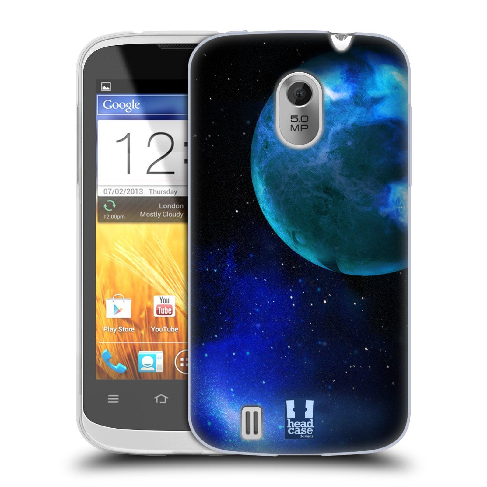 Silikonové pouzdro na mobil ZTE Blade III HEAD CASE VENUŠE (Silikonový kryt či obal na mobilní telefon ZTE Blade 3)
