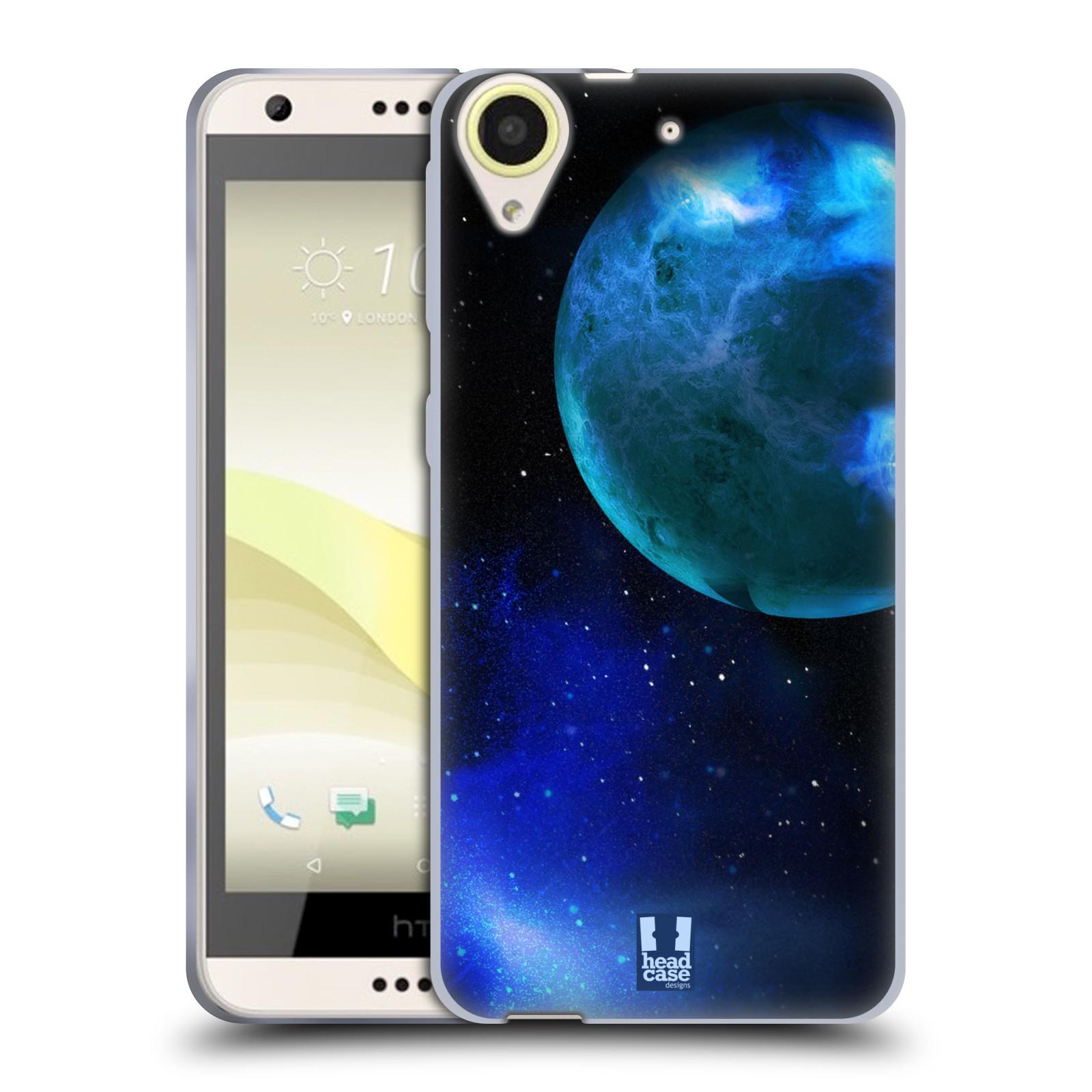 Silikonové pouzdro na mobil HTC Desire 650 HEAD CASE VENUŠE (Silikonový kryt či obal na mobilní telefon HTC Desire 650)