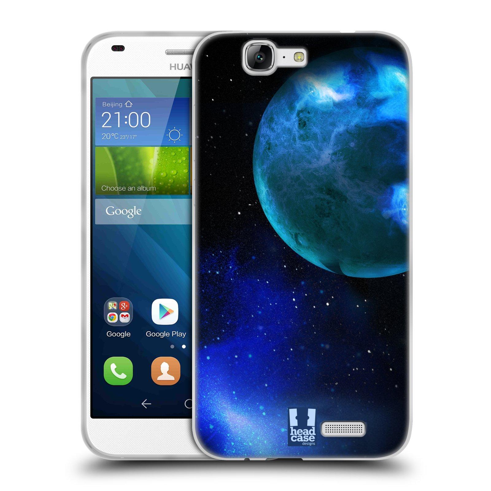 Silikonové pouzdro na mobil Huawei Ascend G7 HEAD CASE VENUŠE (Silikonový kryt či obal na mobilní telefon Huawei Ascend G7)