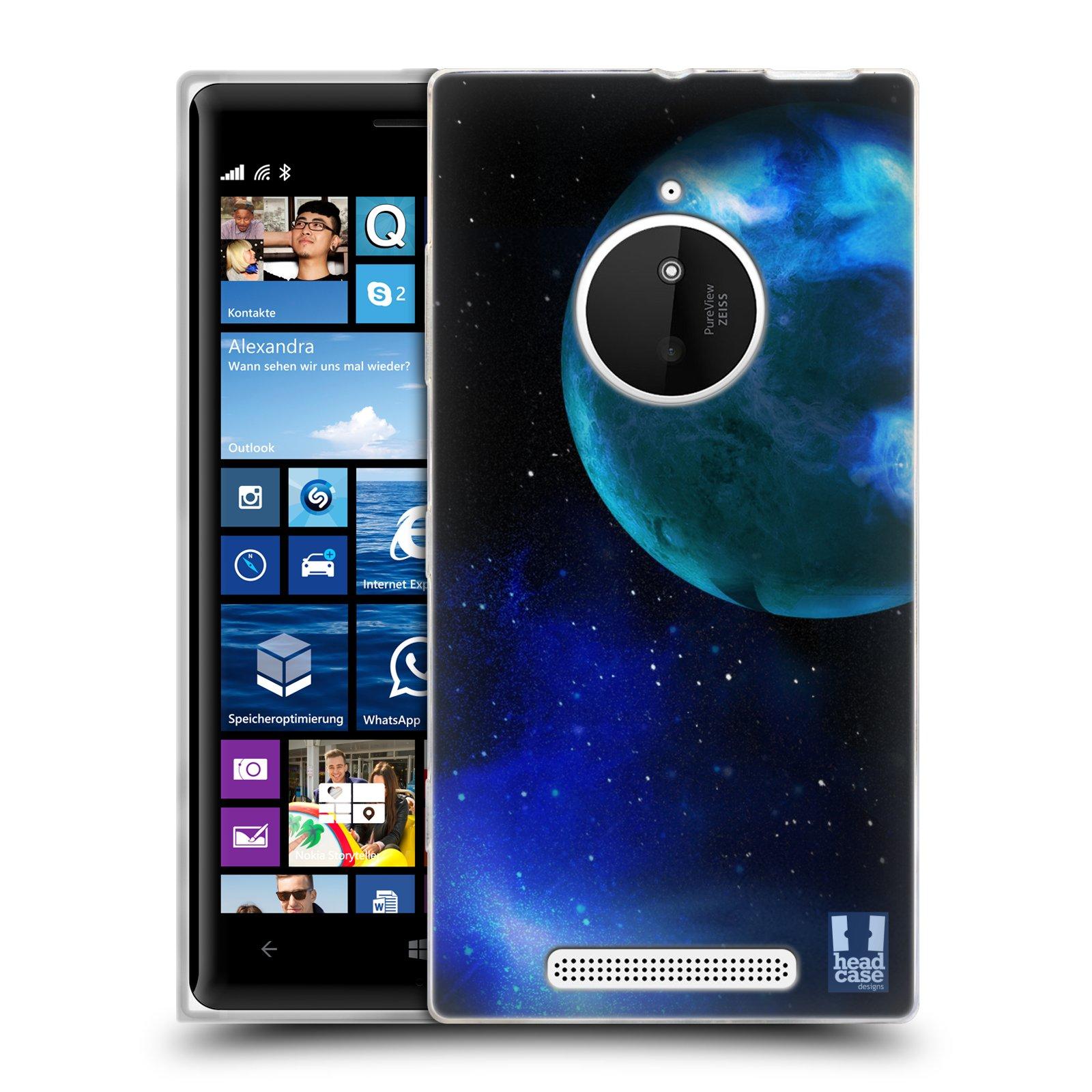 Silikonové pouzdro na mobil Nokia Lumia 830 HEAD CASE VENUŠE (Silikonový kryt či obal na mobilní telefon Nokia Lumia 830)
