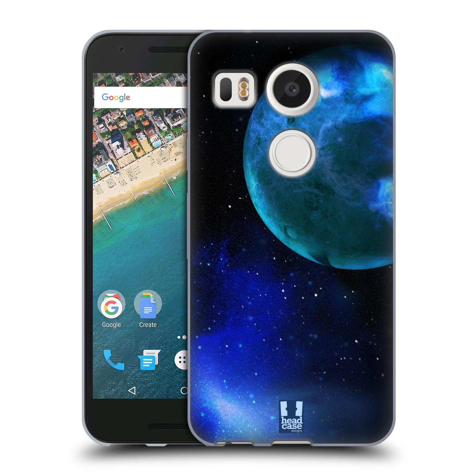 Silikonové pouzdro na mobil LG Nexus 5X - Head Case - VENUŠE (Silikonový kryt či obal na mobilní telefon LG Nexus 5X)