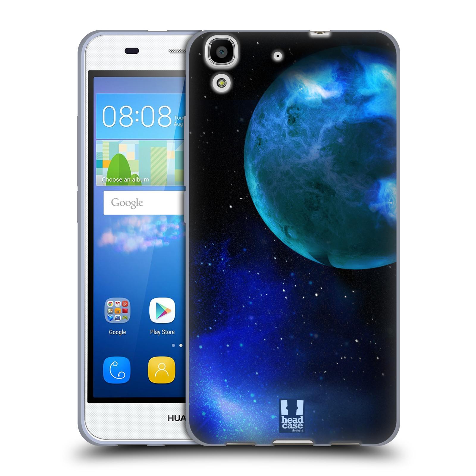 Silikonové pouzdro na mobil Huawei Y6 HEAD CASE VENUŠE - rozbaleno