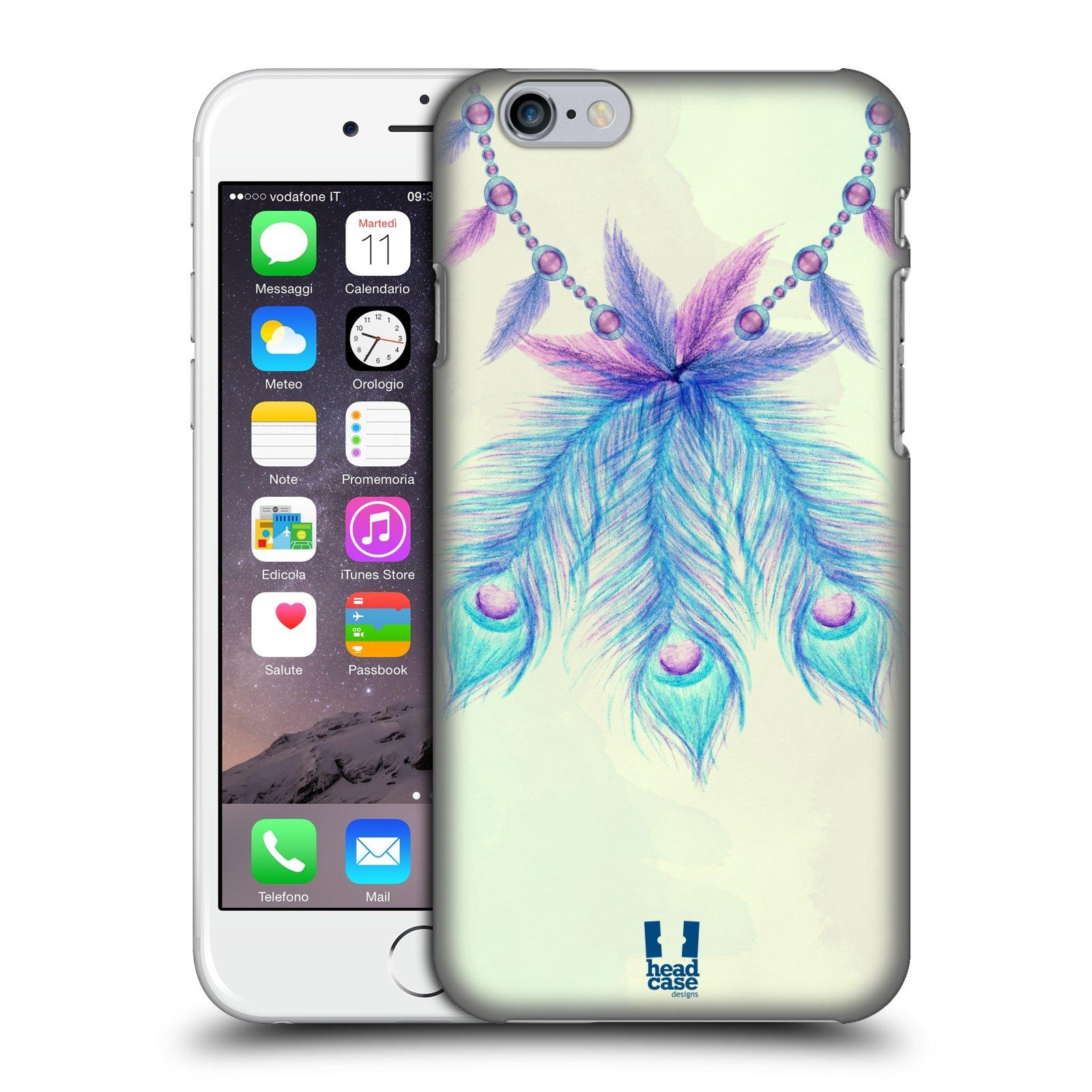 Plastové pouzdro na mobil Apple iPhone 6 a 6S HEAD CASE PÍRKA LUCKY