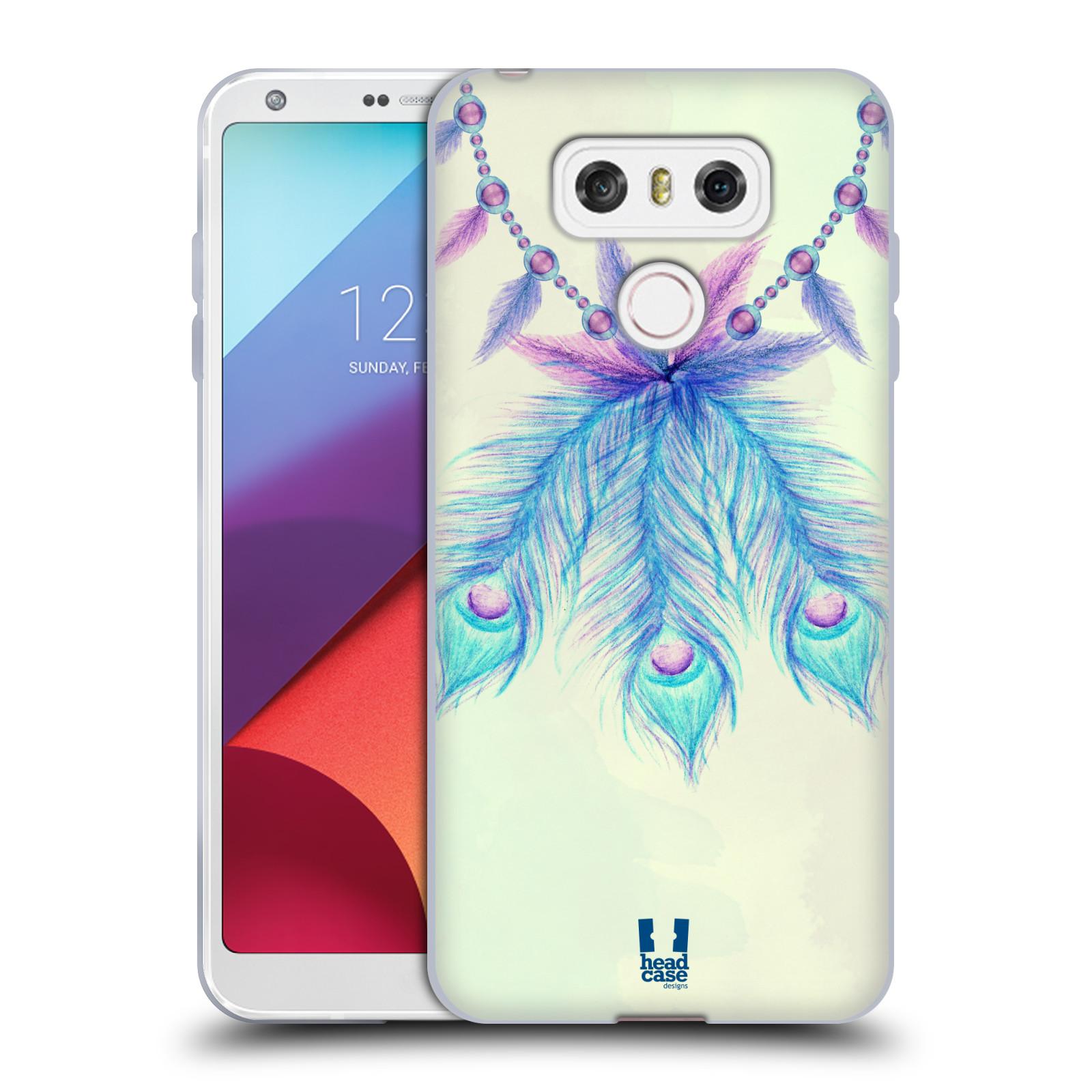 Silikonové pouzdro na mobil LG G6 - Head Case PÍRKA LUCKY (Silikonový kryt či obal na mobilní telefon LG G6 H870 / LG G6 Dual SIM H870DS)