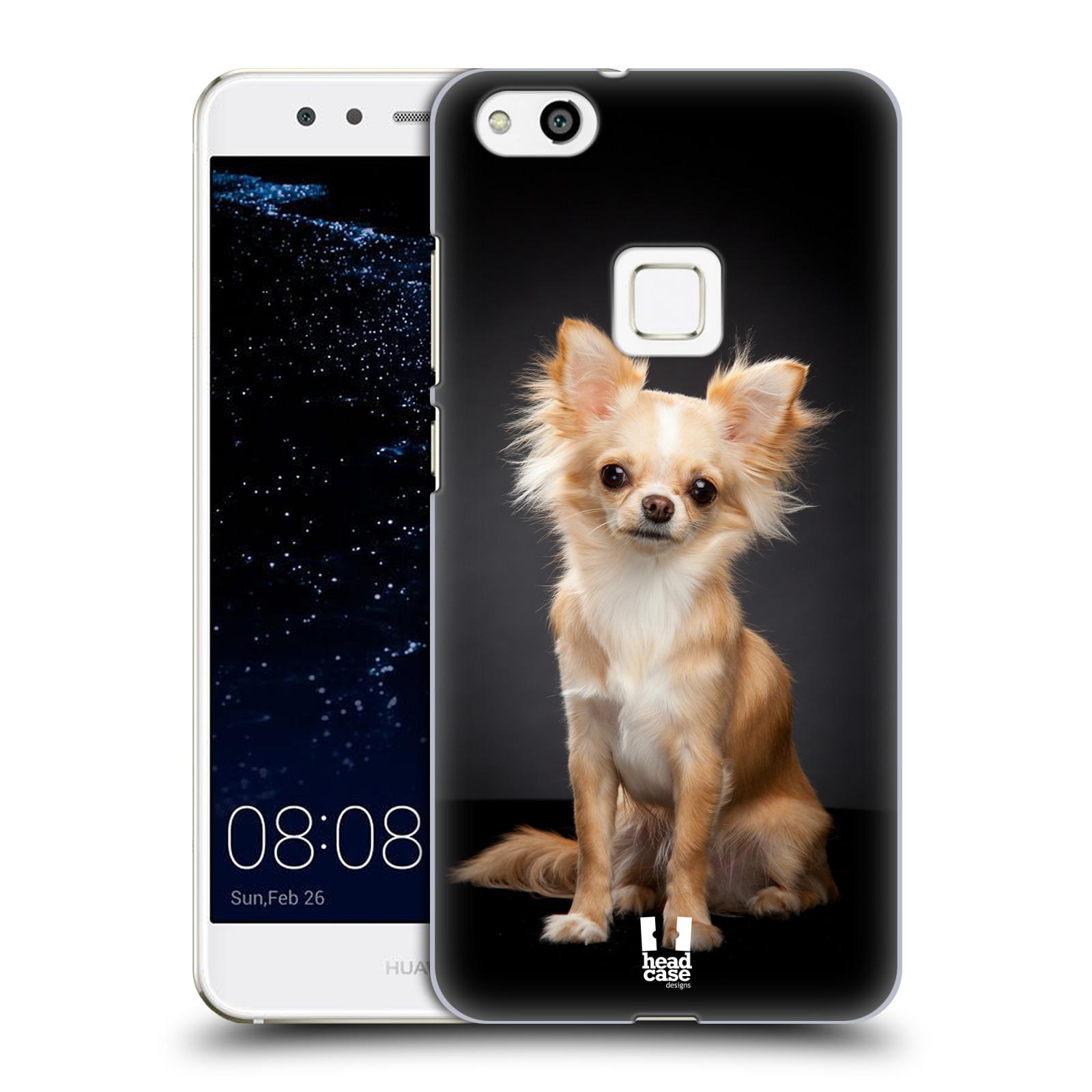 Plastové pouzdro na mobil Huawei P10 Lite Head Case - ČIVAVA
