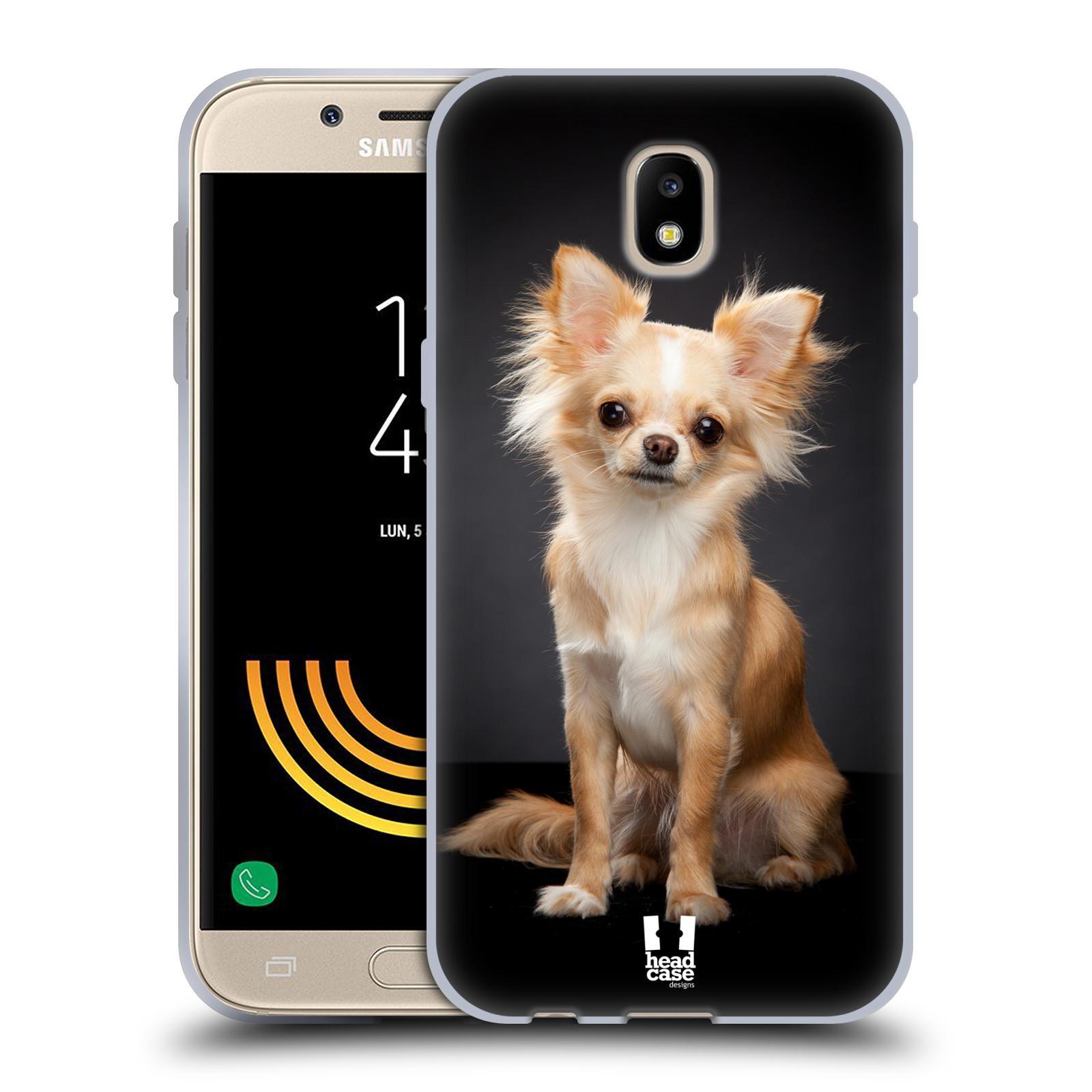 Silikonové pouzdro na mobil Samsung Galaxy J5 (2017) - Head Case - ČIVAVA