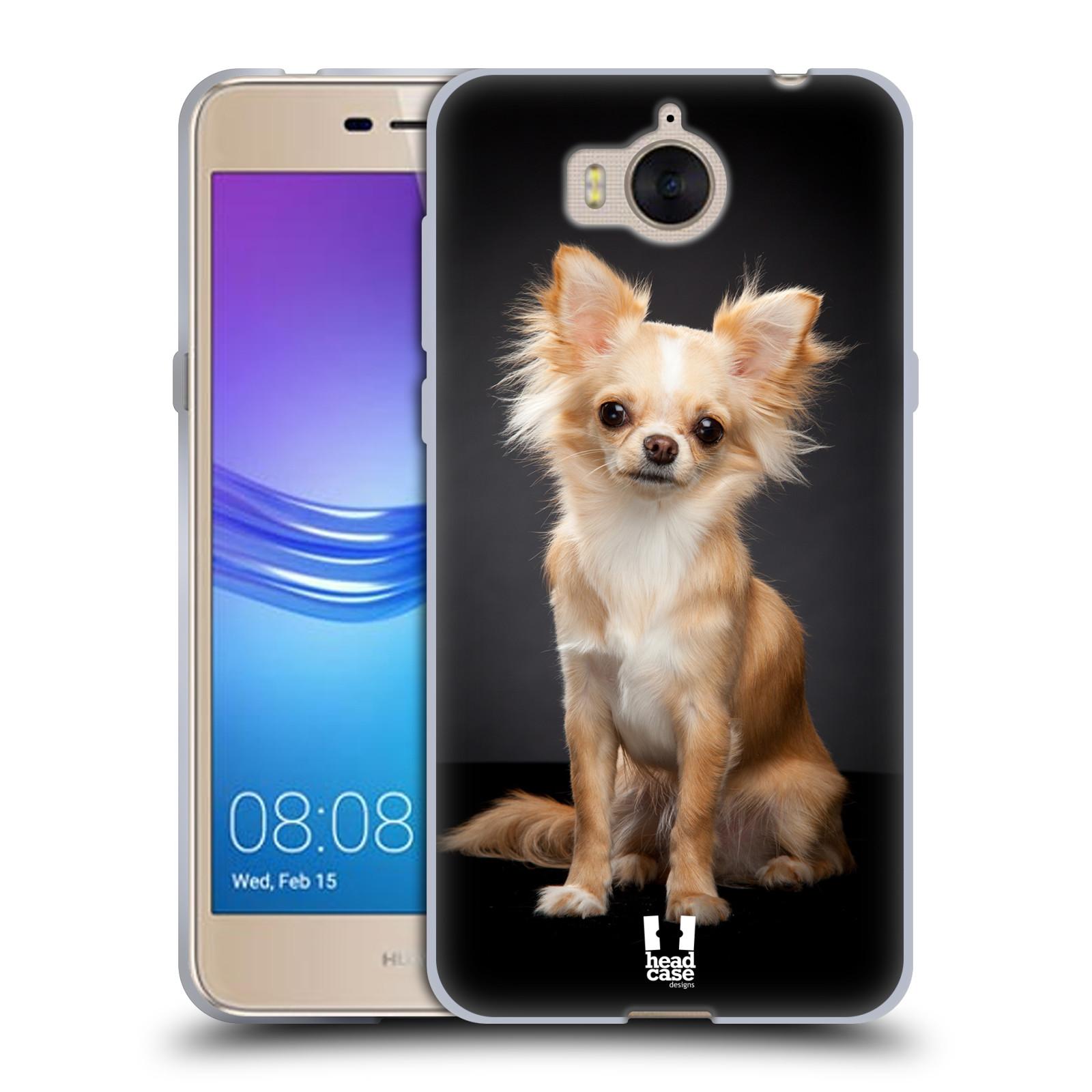 Silikonové pouzdro na mobil Huawei Y6 2017 - Head Case - ČIVAVA