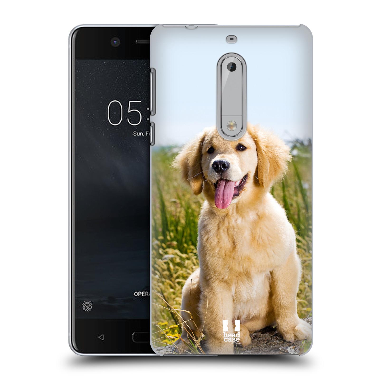 Plastové pouzdro na mobil Nokia 5 Head Case - RETRÍVR