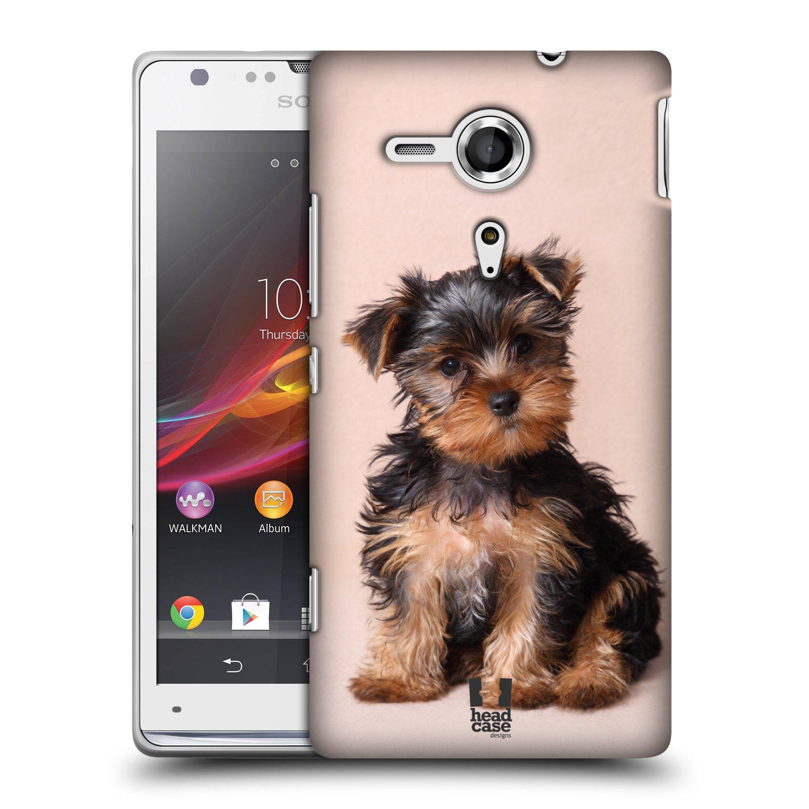 Plastové pouzdro na mobil Sony Xperia SP C5303 HEAD CASE YORKŠÍR (Kryt či obal na mobilní telefon Sony Xperia SP )
