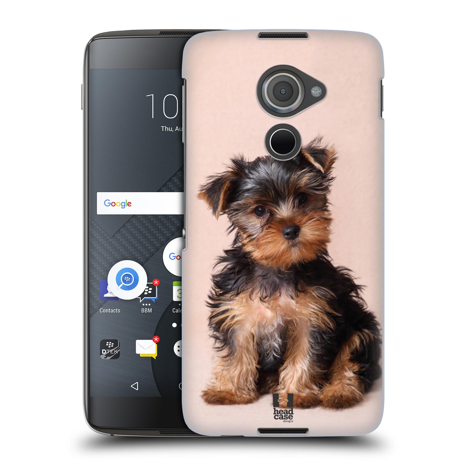 Plastové pouzdro na mobil Blackberry DTEK60 (Argon) - Head Case YORKŠÍR (Plastový kryt či obal na mobilní telefon Blackberry DTEK60 (Argon))