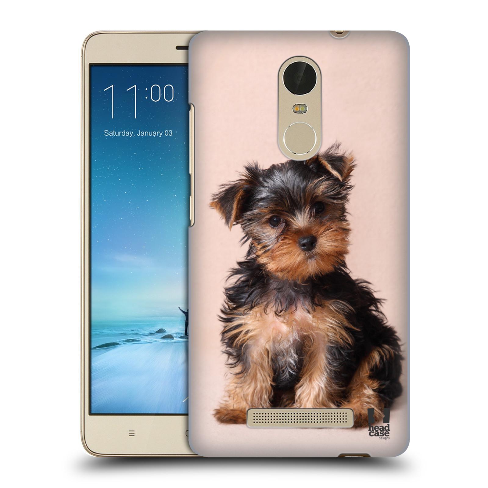 "Plastové pouzdro na mobil Xiaomi Redmi Note 3 HEAD CASE YORKŠÍR (Kryt či obal na mobilní telefon Xiaomi Redmi Note 3 s 5,5"" displejem)"