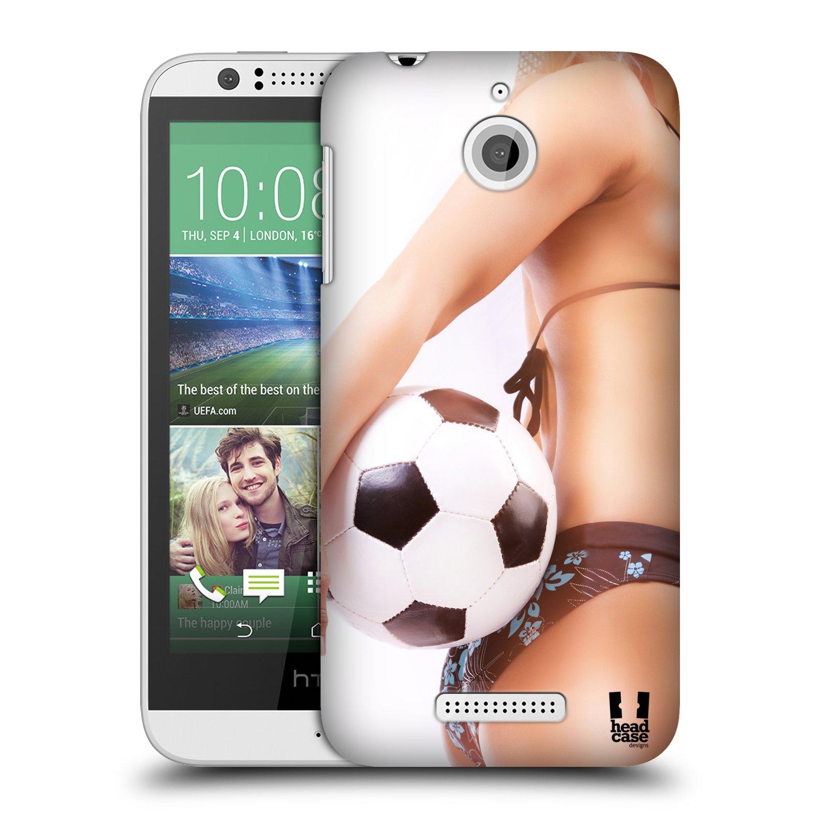 Plastové pouzdro na mobil HTC Desire 510 HEAD CASE SEXY ZADEČEK