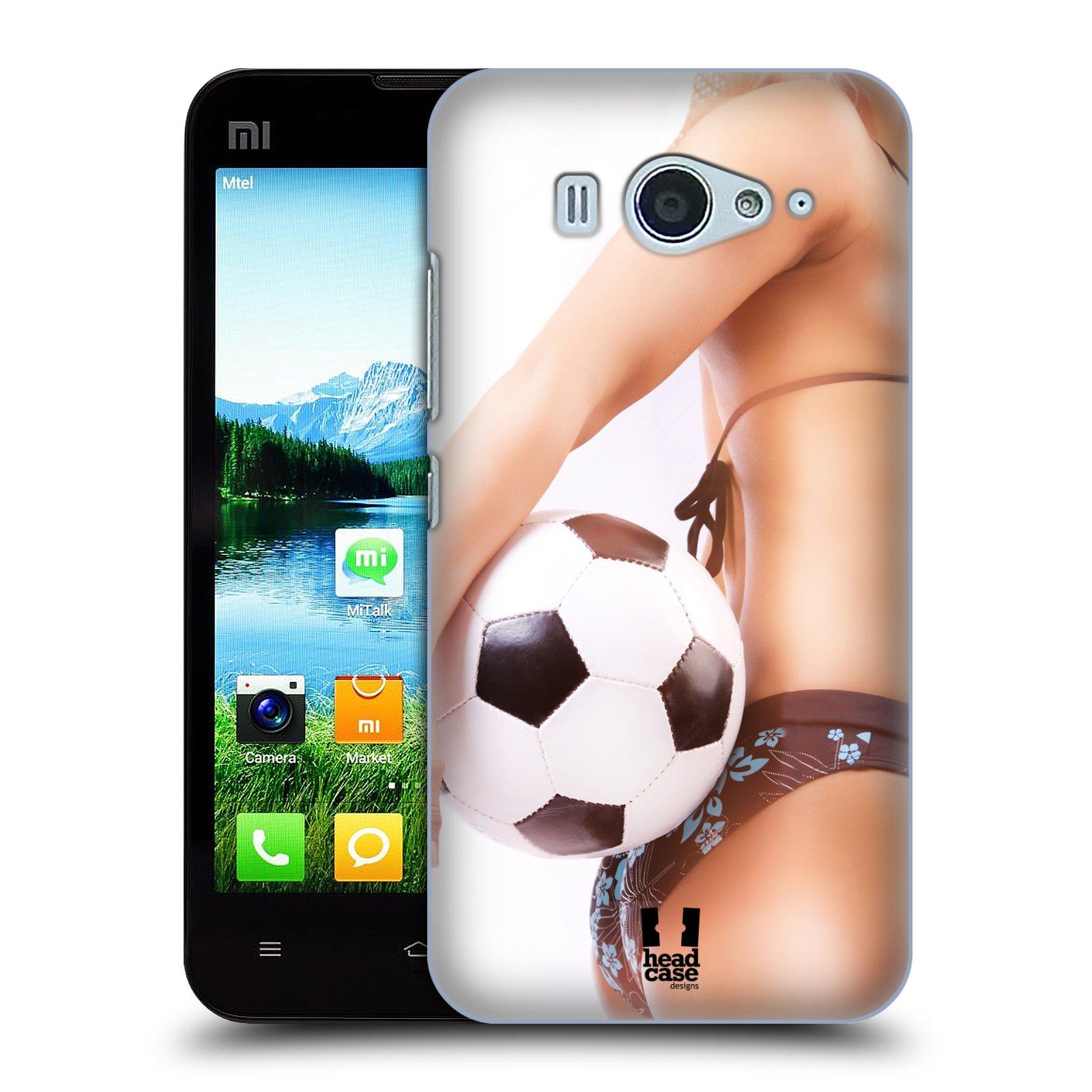 Plastové pouzdro na mobil Xiaomi Mi2S HEAD CASE SEXY ZADEČEK