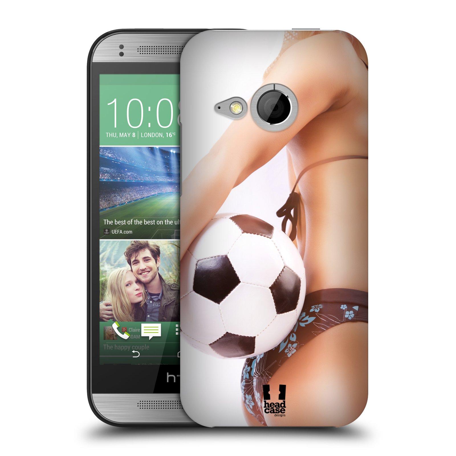 Plastové pouzdro na mobil HTC ONE Mini 2 HEAD CASE SEXY ZADEČEK
