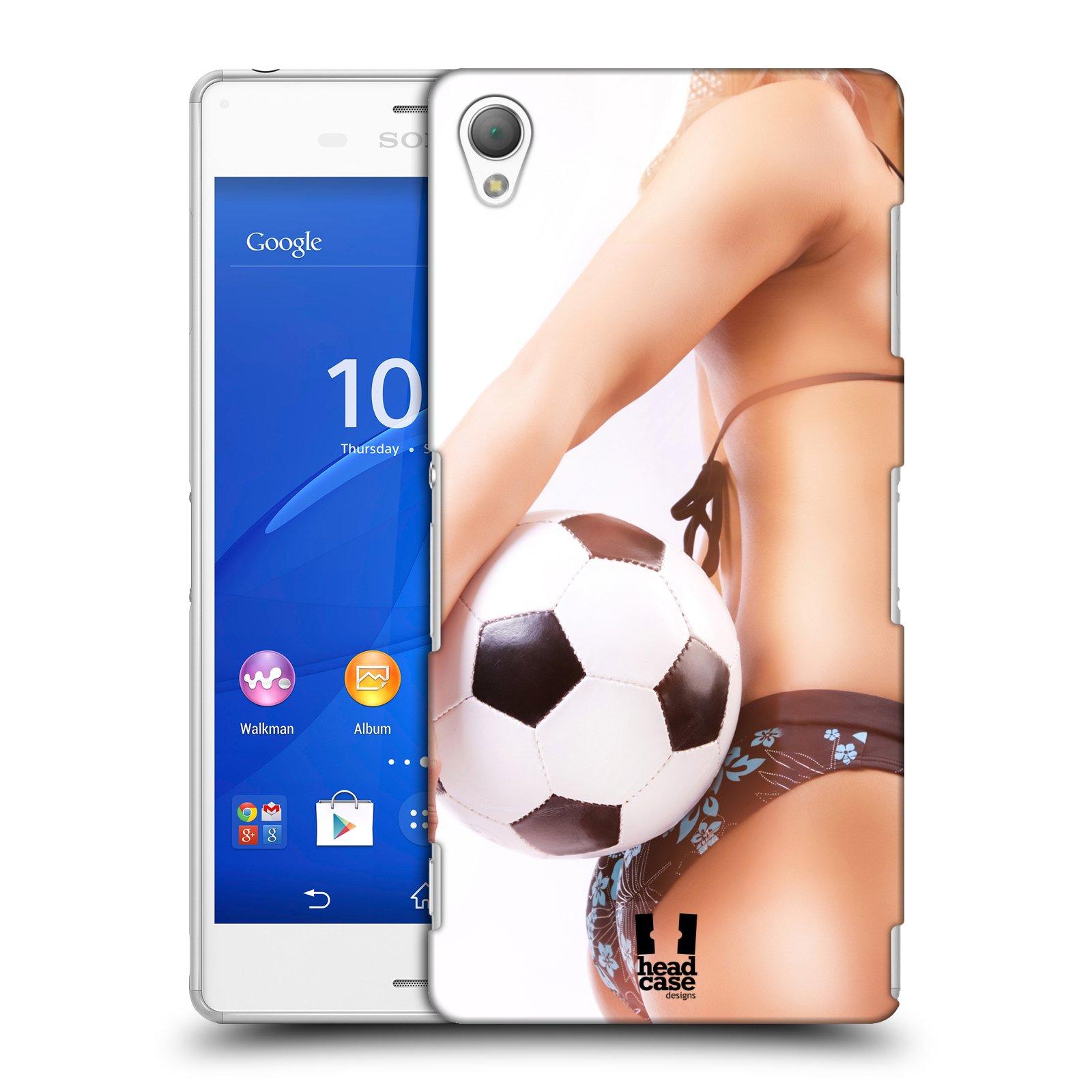 Plastové pouzdro na mobil Sony Xperia Z3 D6603 HEAD CASE SEXY ZADEČEK