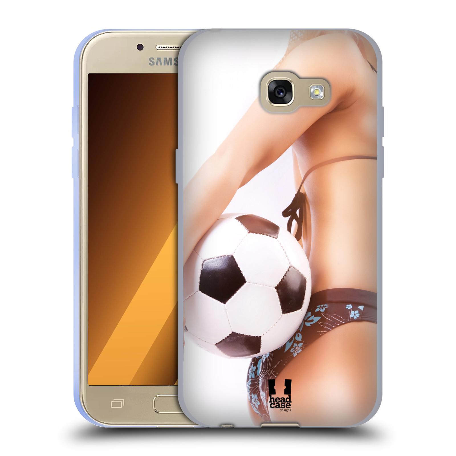 Silikonové pouzdro na mobil Samsung Galaxy A3 (2017) HEAD CASE SEXY ZADEČEK 204b2640bf2
