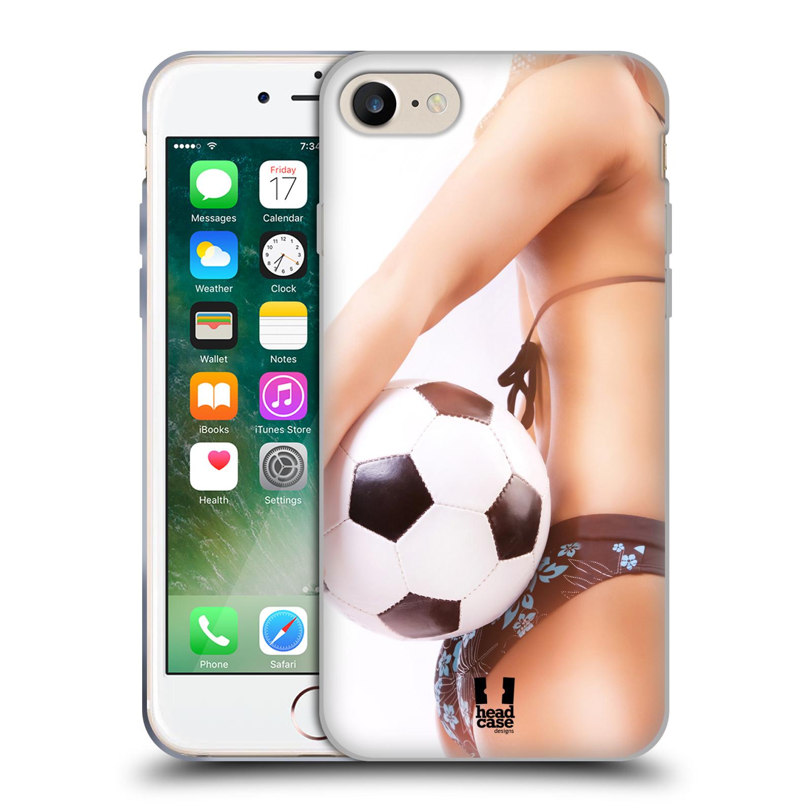 Silikonové pouzdro na mobil Apple iPhone 8 - Head Case - SEXY ZADEČEK cb091f4d302
