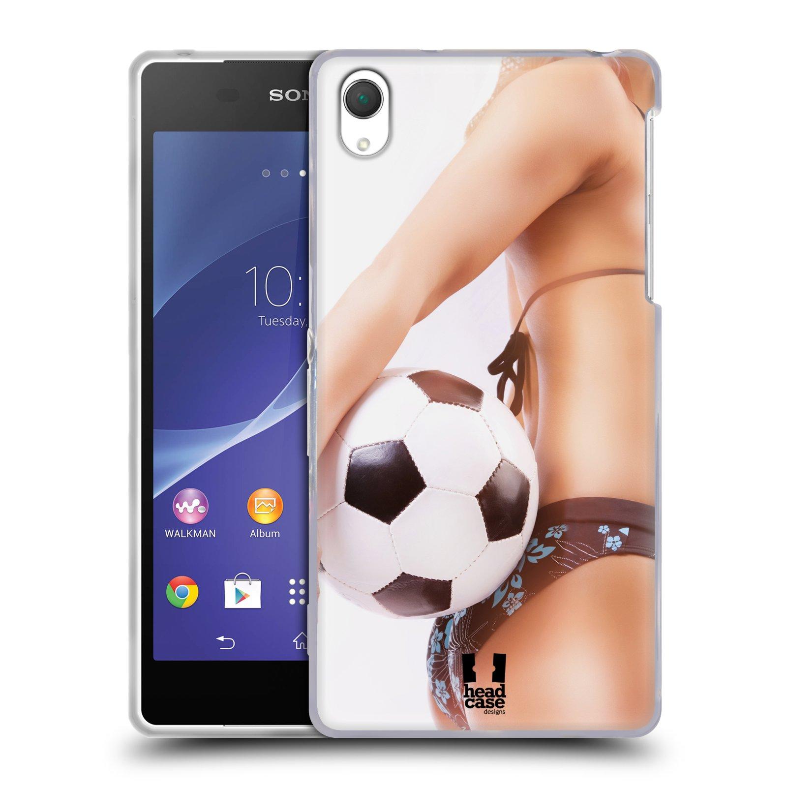 Silikonové pouzdro na mobil Sony Xperia Z2 D6503 HEAD CASE SEXY ZADEČEK