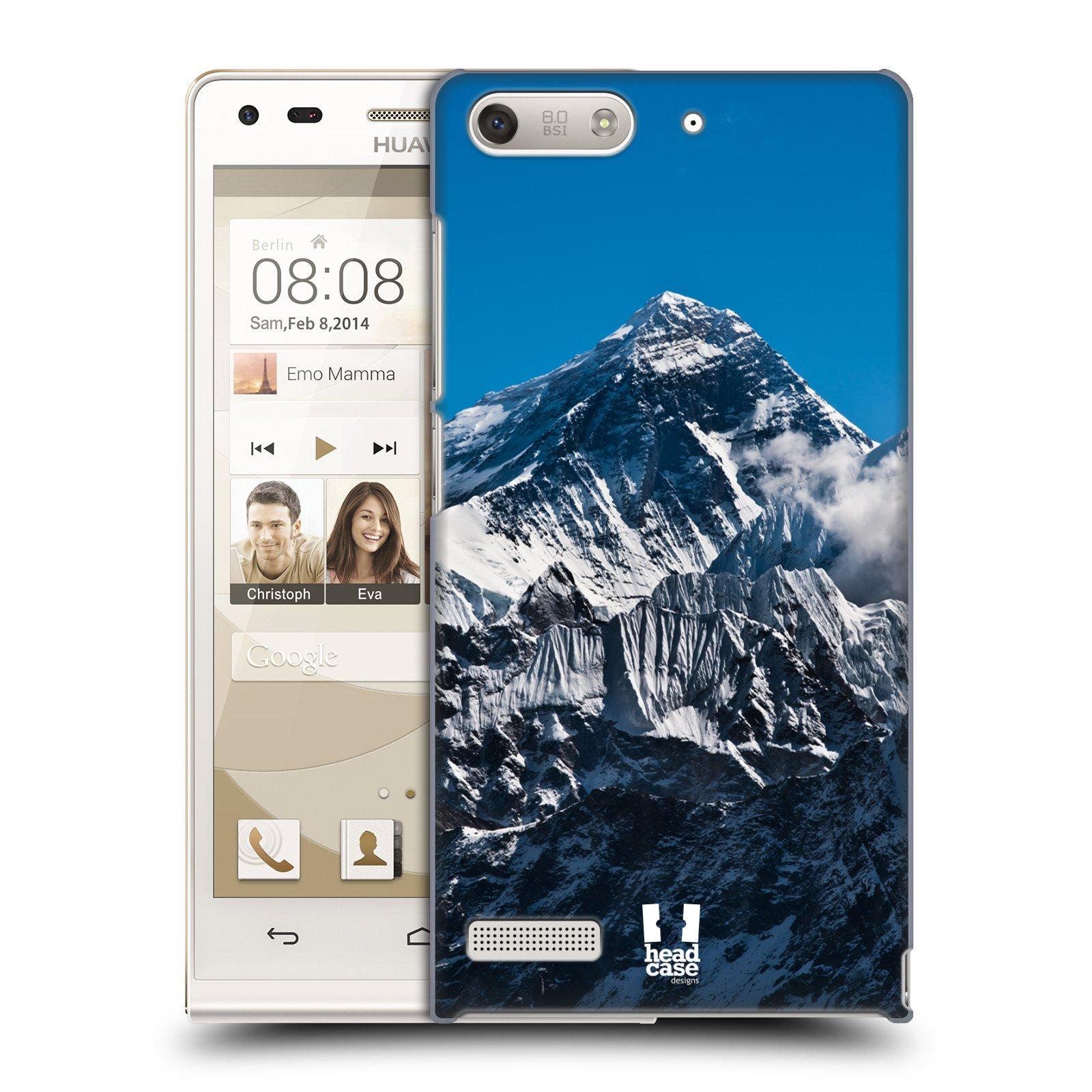 Plastové pouzdro na mobil Huawei Ascend G6 HEAD CASE Mount Everest Peak (Kryt či obal na mobilní telefon Huawei Ascend G6 bez LTE)