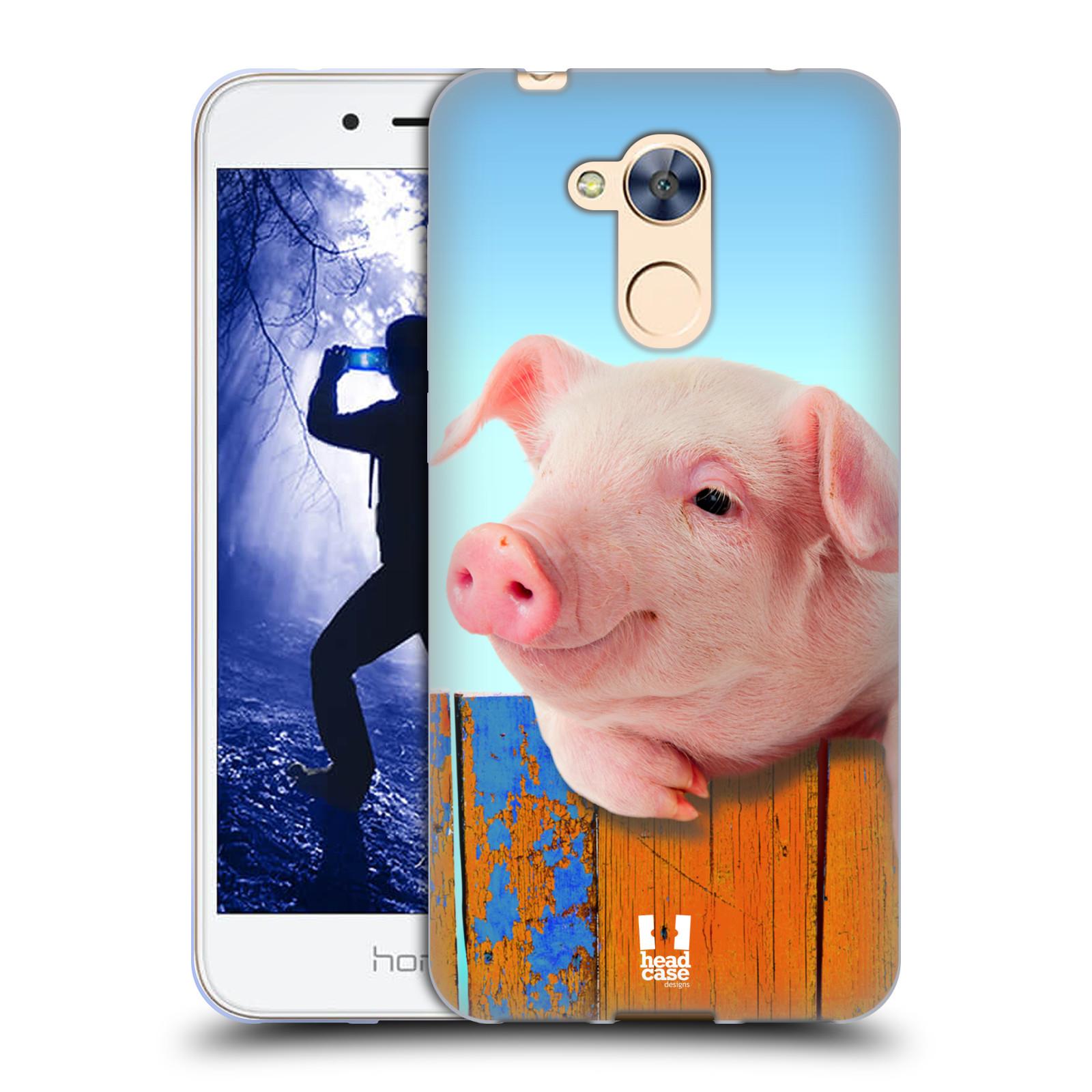 Silikonové pouzdro na mobil Honor 6A - Head Case - PAŠÍK ZA PLOTEM