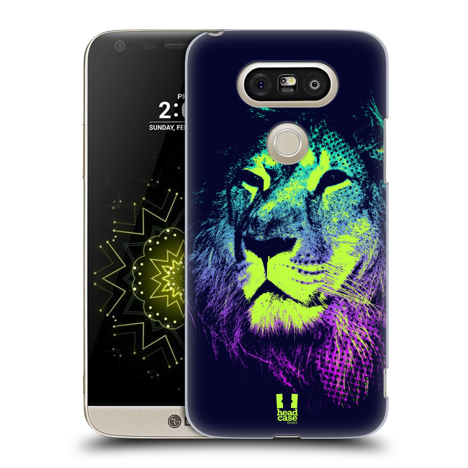 Plastové pouzdro na mobil LG G5 SE - Head Case - POP PRINT LEV (Plastový kryt či obal na mobilní telefon LG G5 SE H840 s motivem POP PRINT LEV)