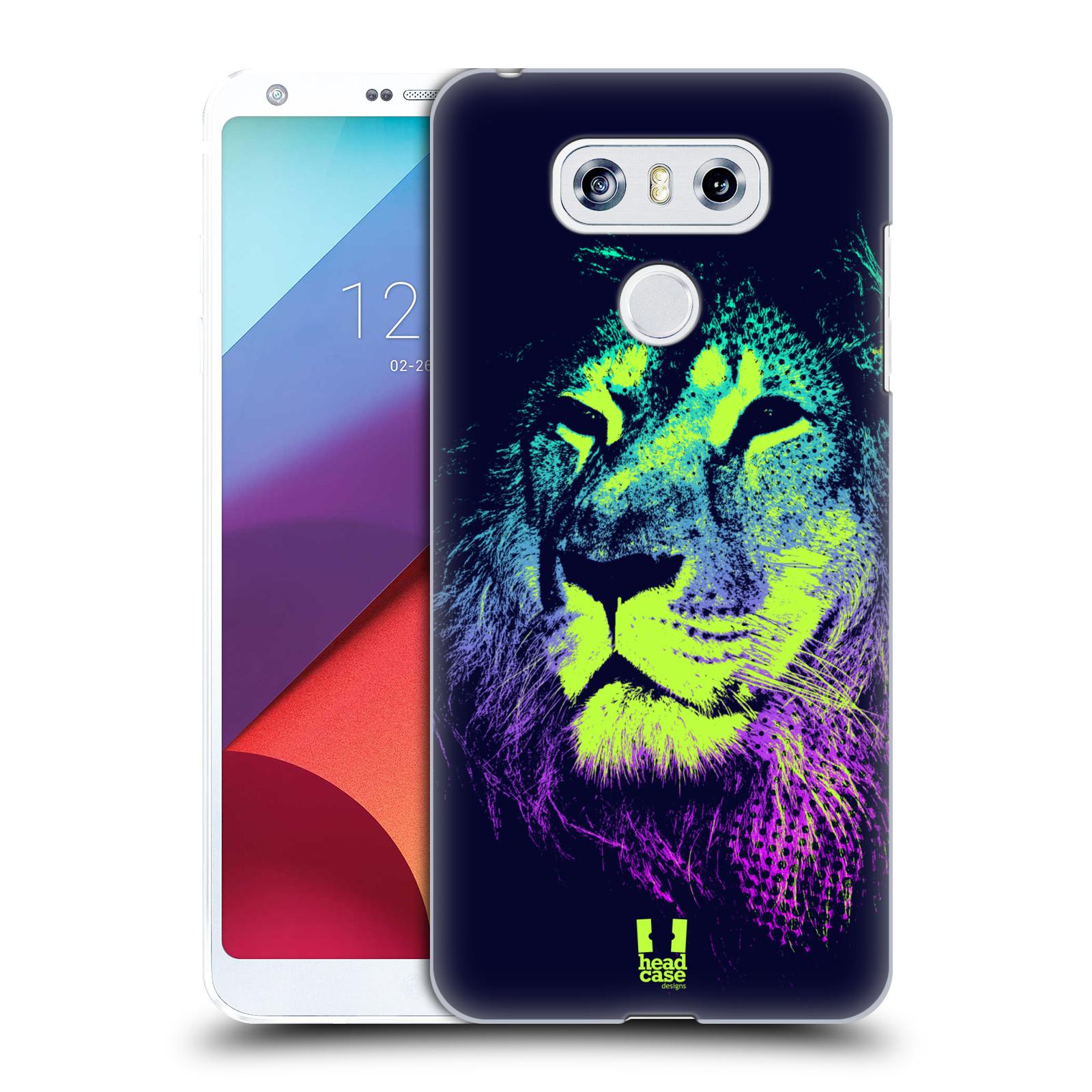 Plastové pouzdro na mobil LG G6 - Head Case POP PRINT LEV (Plastový kryt či obal na mobilní telefon LG G6 H870 / LG G6 Dual SIM H870DS)