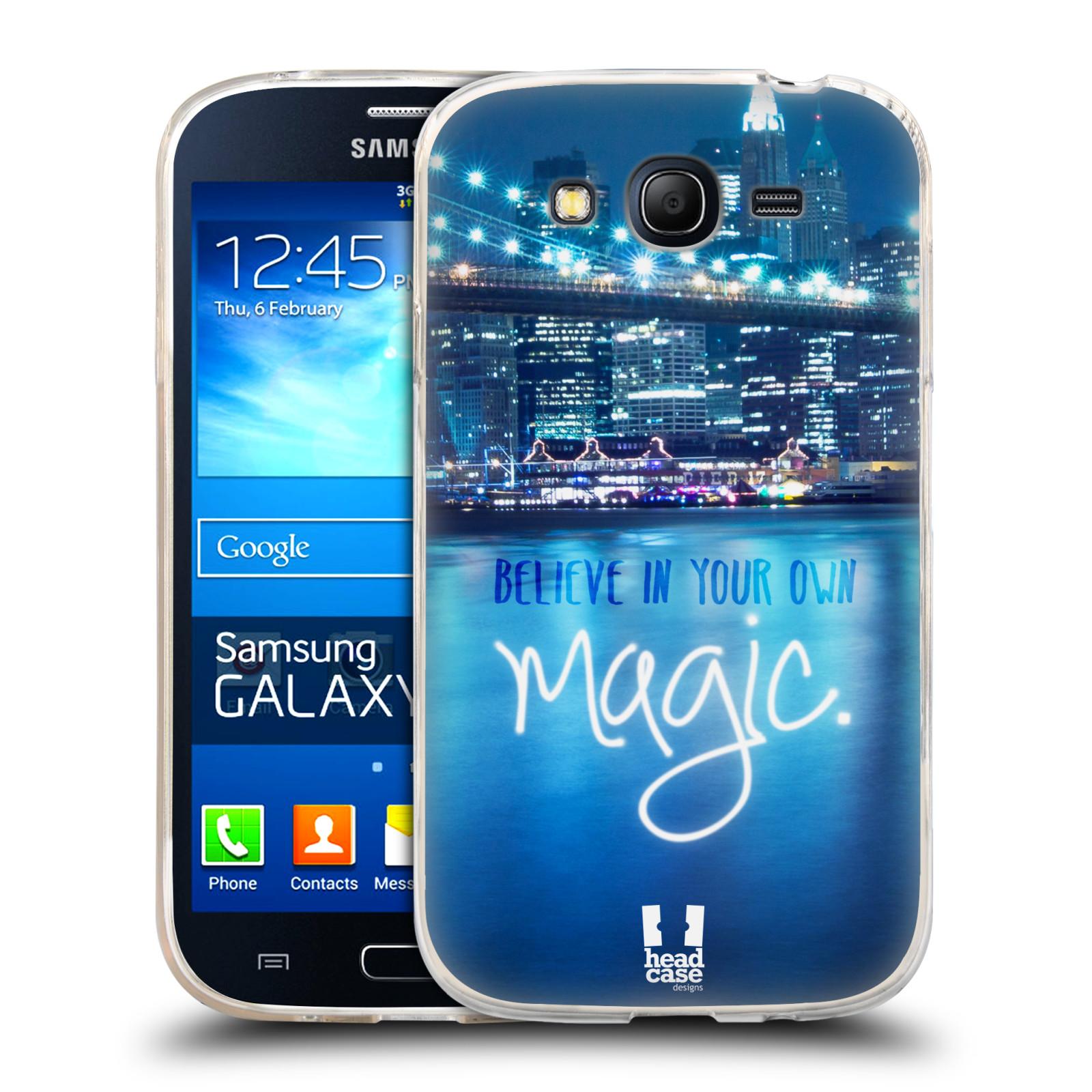 Silikonové pouzdro na mobil Samsung Galaxy Grand Neo Plus HEAD CASE MAGICAL (Silikonový kryt či obal na mobilní telefon Samsung Galaxy Grand Neo Plus Duos GT-I9060i)