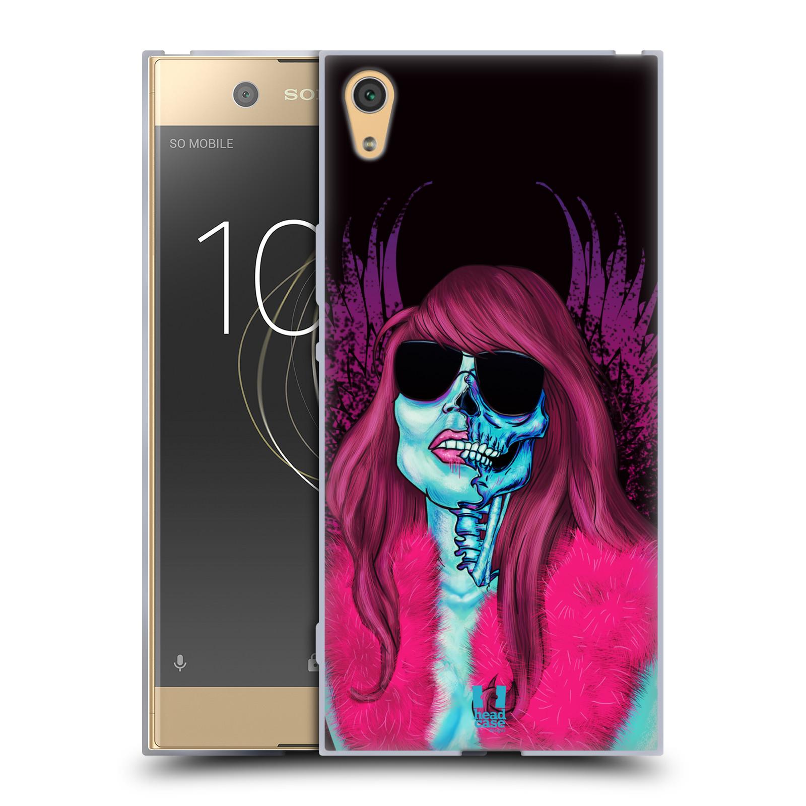 Silikonové pouzdro na mobil Sony Xperia XA1 Ultra - Head Case - LEBKA GROUPIE