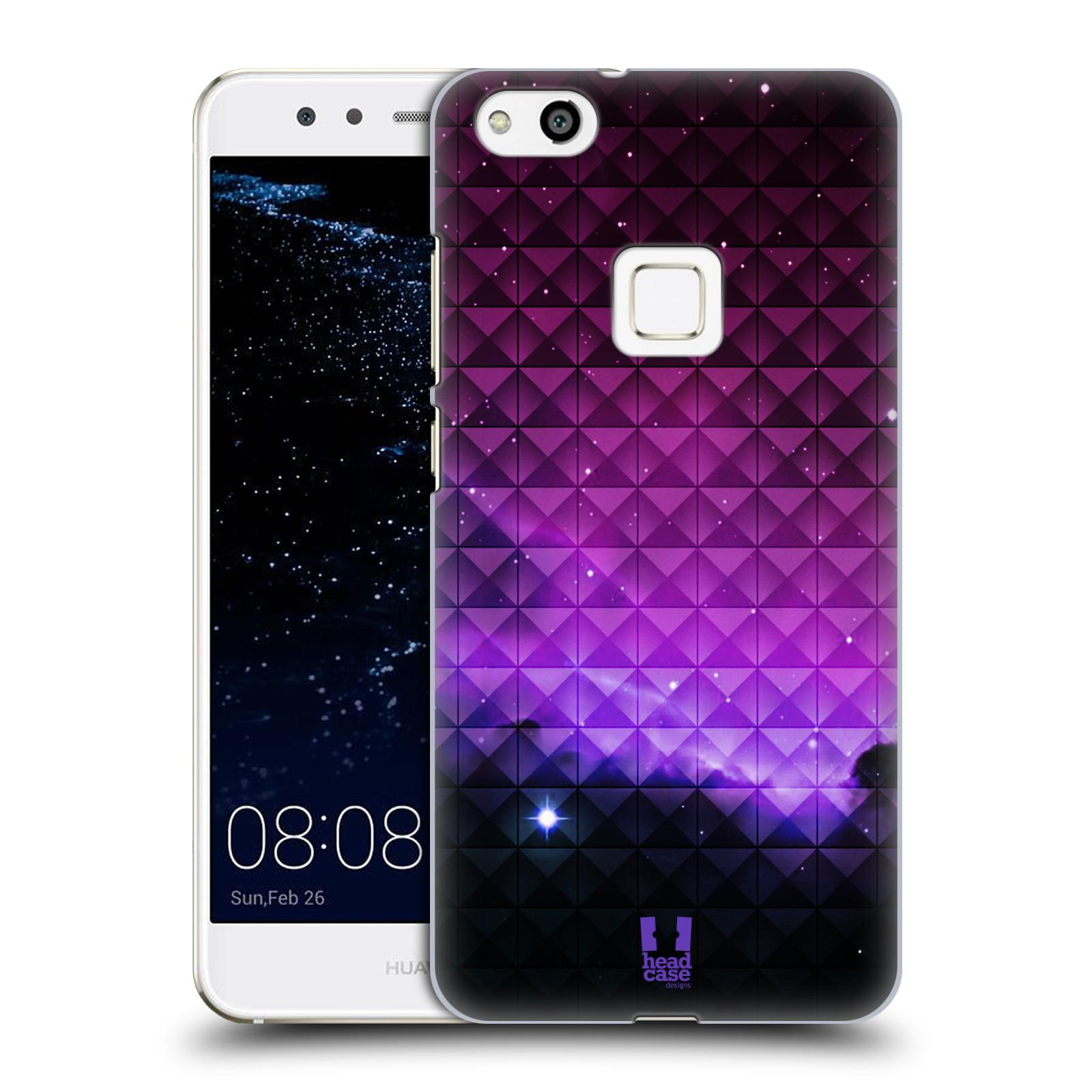 Plastové pouzdro na mobil Huawei P10 Lite Head Case - PURPLE HAZE (Plastový kryt či obal na mobilní telefon Huawei P10 Lite Dual SIM (LX1/LX1A))