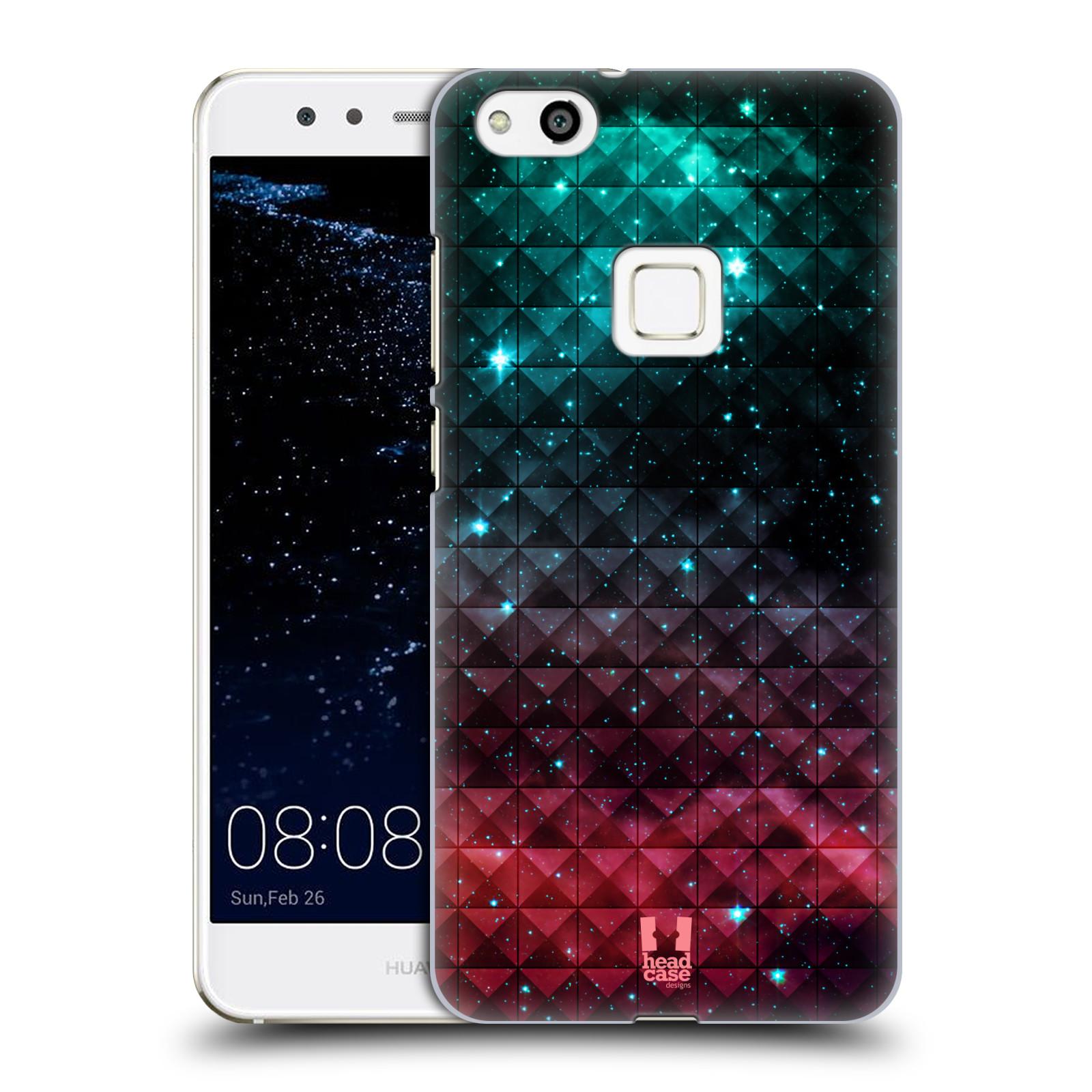 Plastové pouzdro na mobil Huawei P10 Lite Head Case - OMBRE SPARKLE (Plastový kryt či obal na mobilní telefon Huawei P10 Lite Dual SIM (LX1/LX1A))