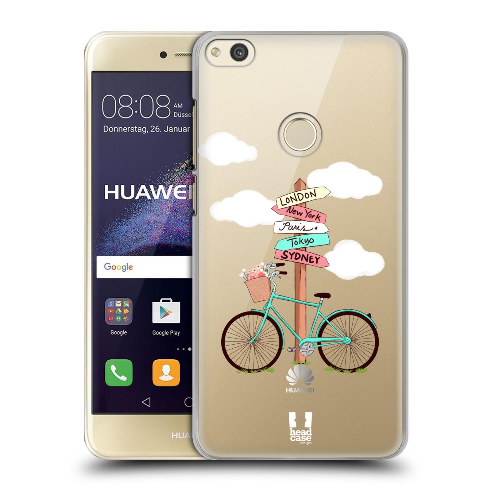 Plastové pouzdro na mobil Huawei P9 Lite (2017) - Head Case - Rozcestník s kolem