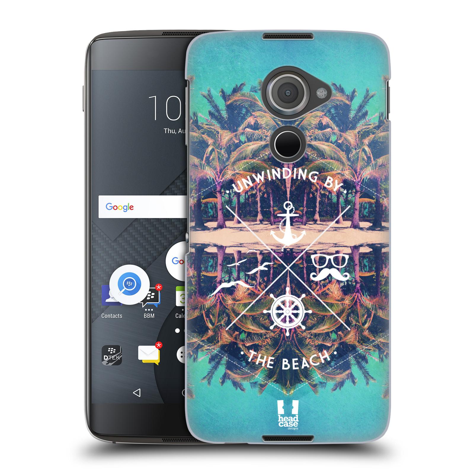 Plastové pouzdro na mobil Blackberry DTEK60 (Argon) - Head Case Bezvětří (Plastový kryt či obal na mobilní telefon Blackberry DTEK60 (Argon))