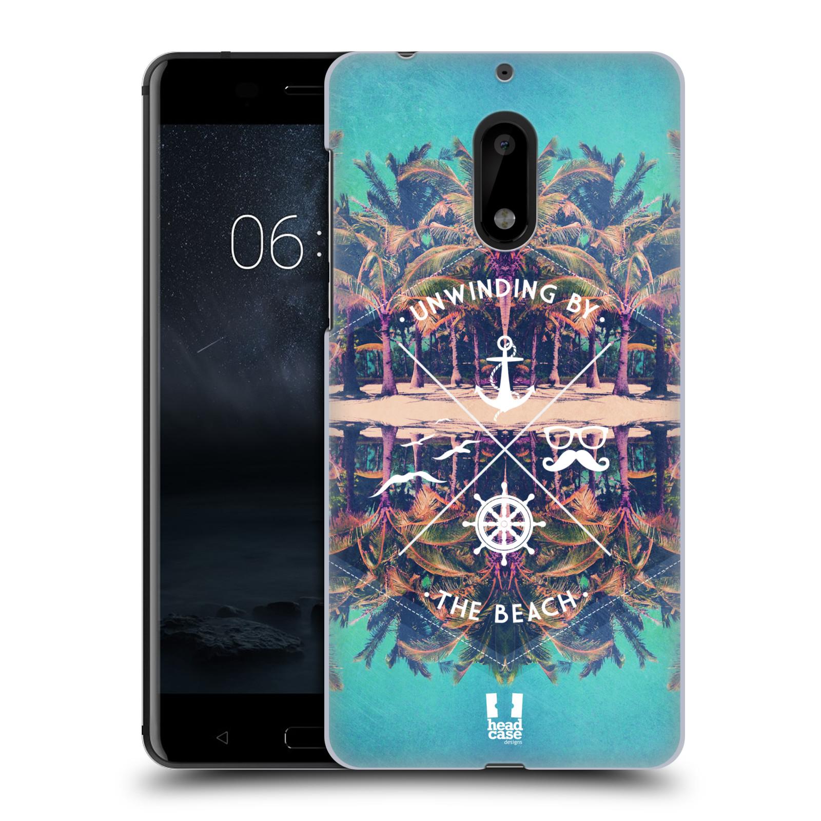 Plastové pouzdro na mobil Nokia 6 - Head Case Bezvětří (Plastový kryt či obal na mobilní telefon Nokia 6 (Dual SIM))