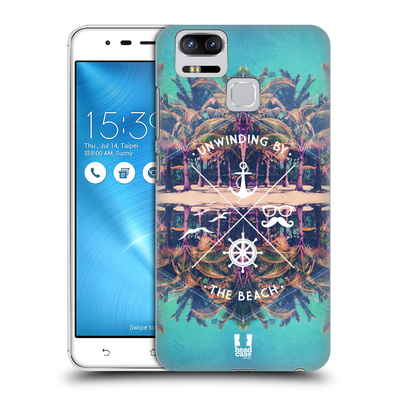 Plastové pouzdro na mobil Asus ZenFone 3 ZOOM ZE553KL - Head Case - Bezvětří (Plastový kryt či obal na mobilní telefon Asus ZenFone 3 ZOOM ZE553KL s motivem Bezvětří)