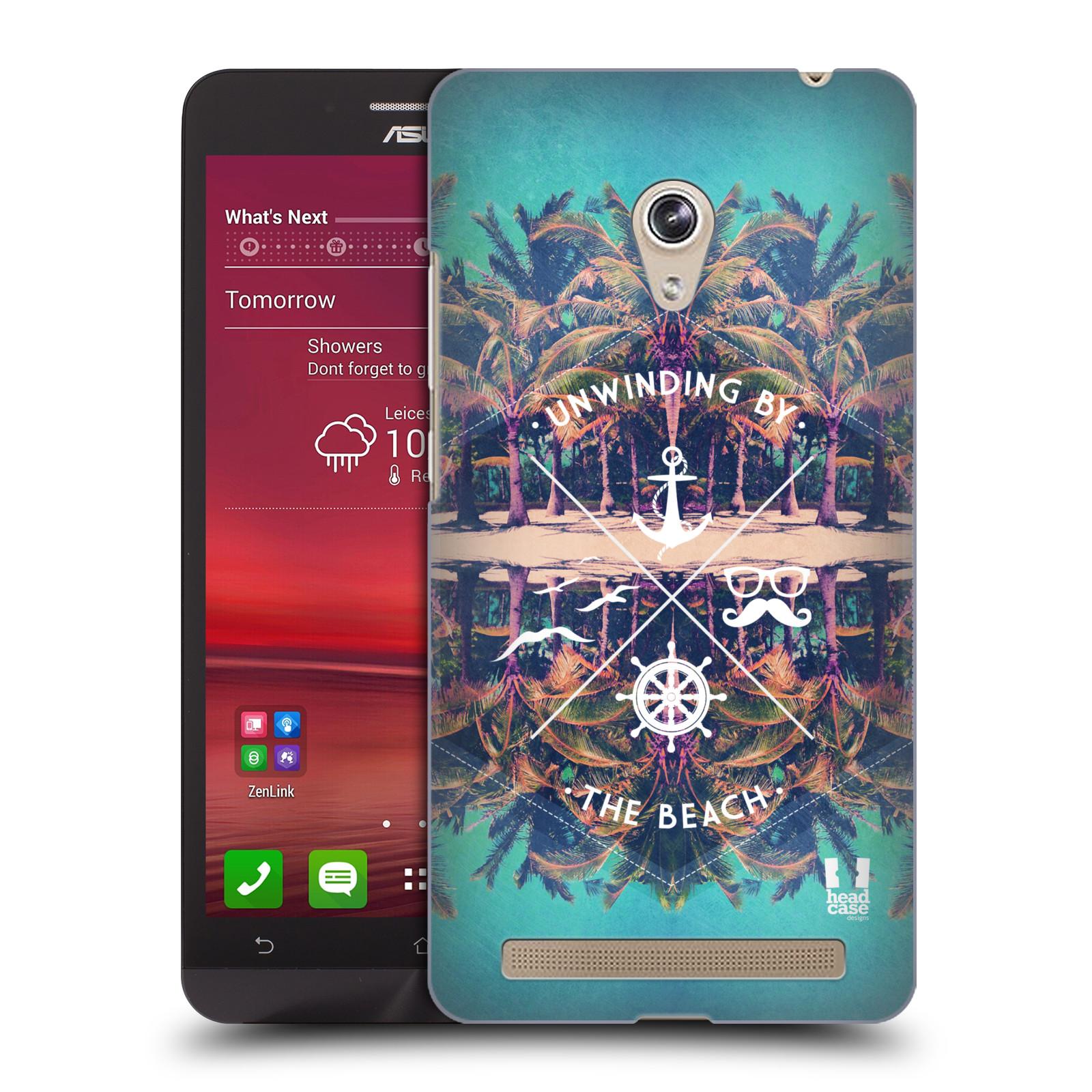 Plastové pouzdro na mobil Asus Zenfone 6 HEAD CASE Bezvětří (Kryt či obal na mobilní telefon Asus Zenfone 6 A600CG / A601CG)