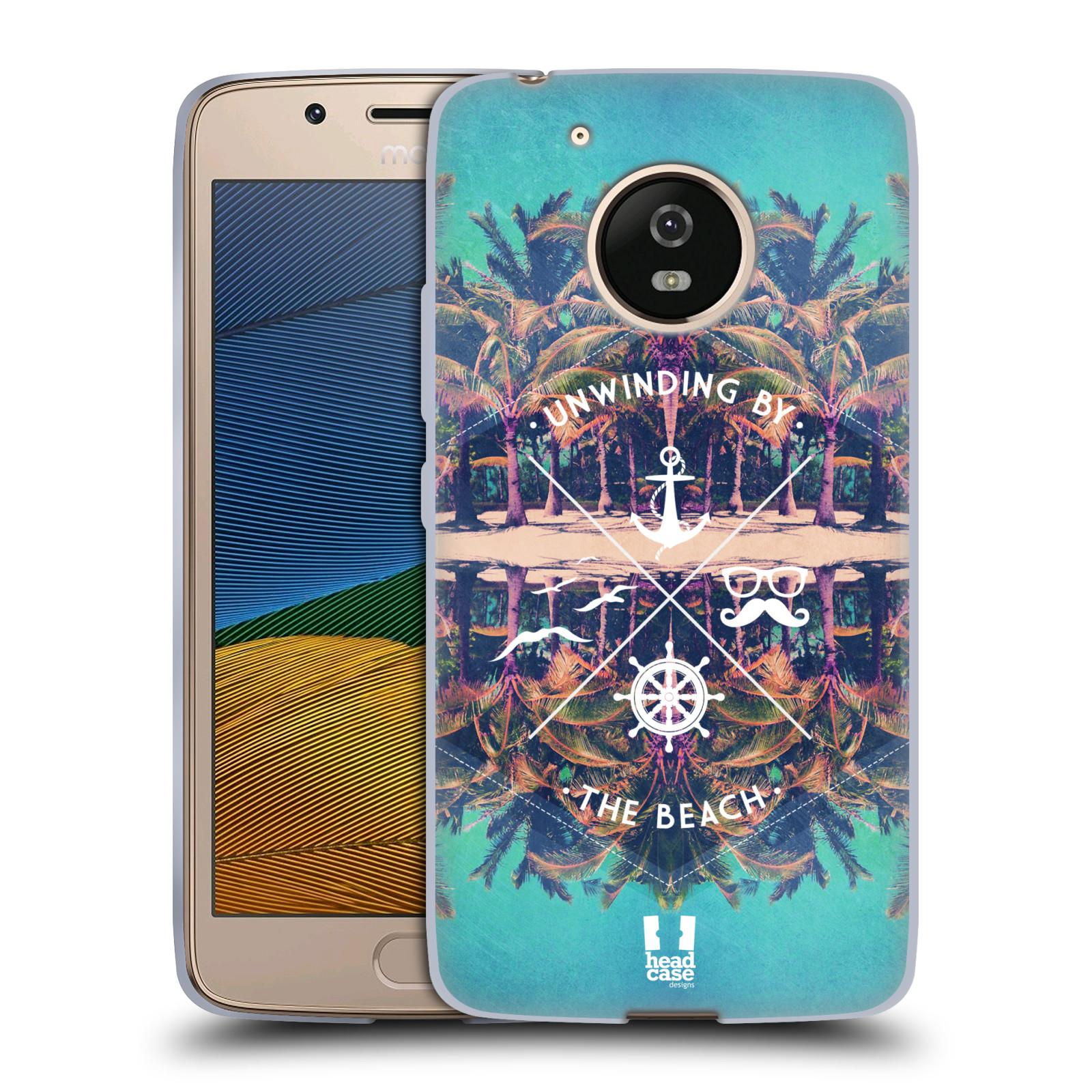 Silikonové pouzdro na mobil Lenovo Moto G5 - Head Case Bezvětří (Silikonový kryt či obal na mobilní telefon Lenovo Moto G5)