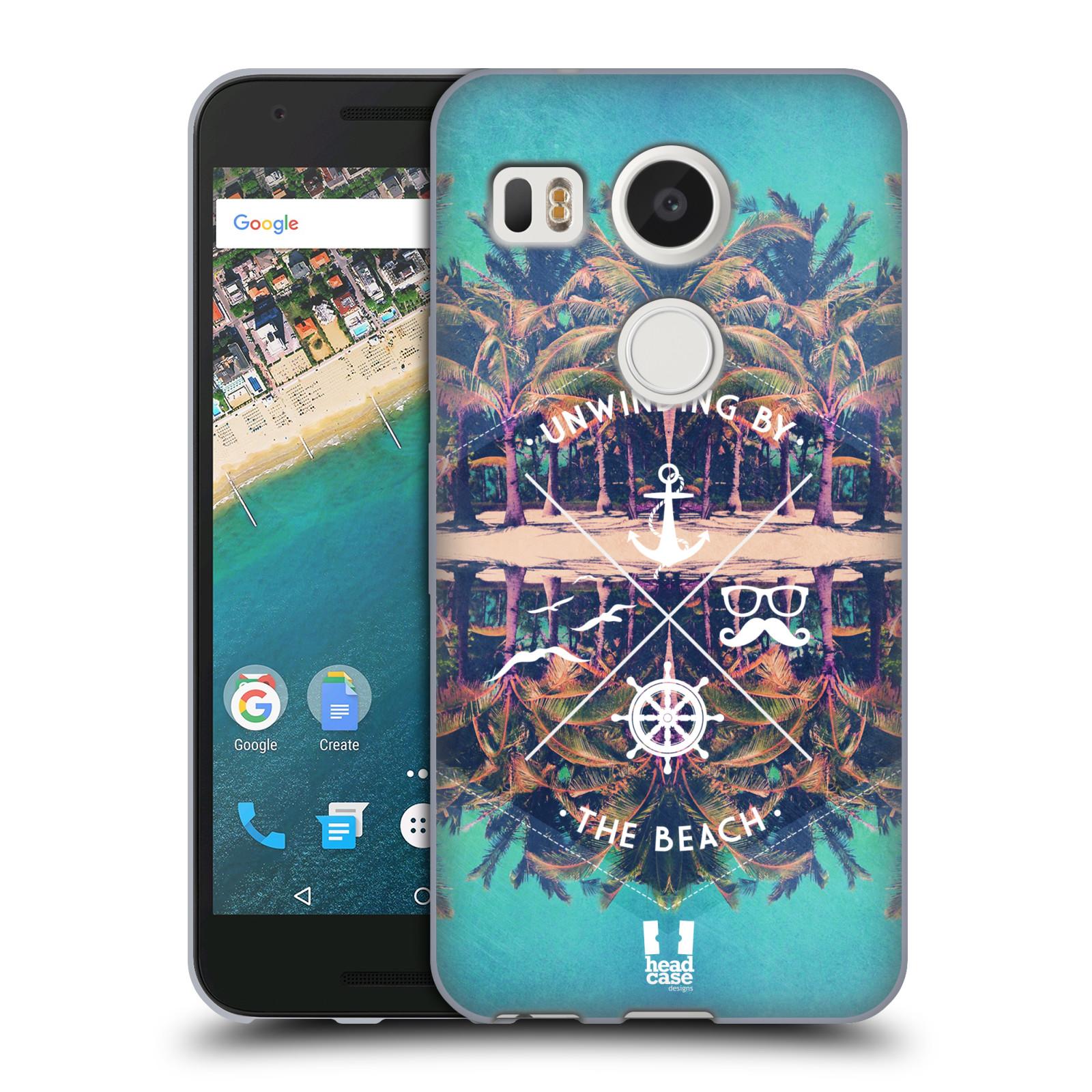 Silikonové pouzdro na mobil LG Nexus 5X - Head Case - Bezvětří (Silikonový kryt či obal na mobilní telefon LG Nexus 5X)