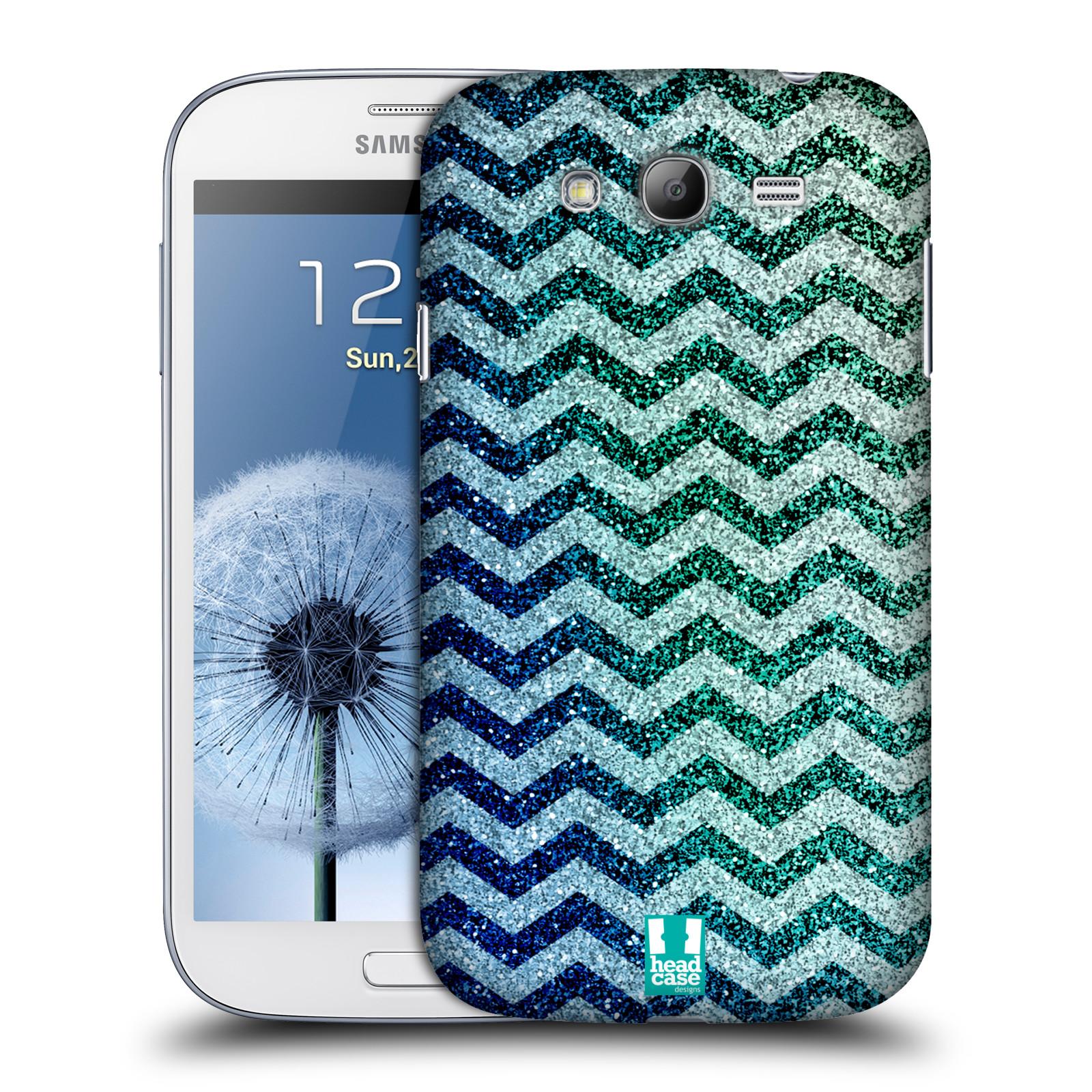Plastové pouzdro na mobil Samsung Galaxy Grand Neo Plus HEAD CASE MIX CHEVRON (Kryt či obal na mobilní telefon Samsung Galaxy Grand Neo Plus GT-i9060i)